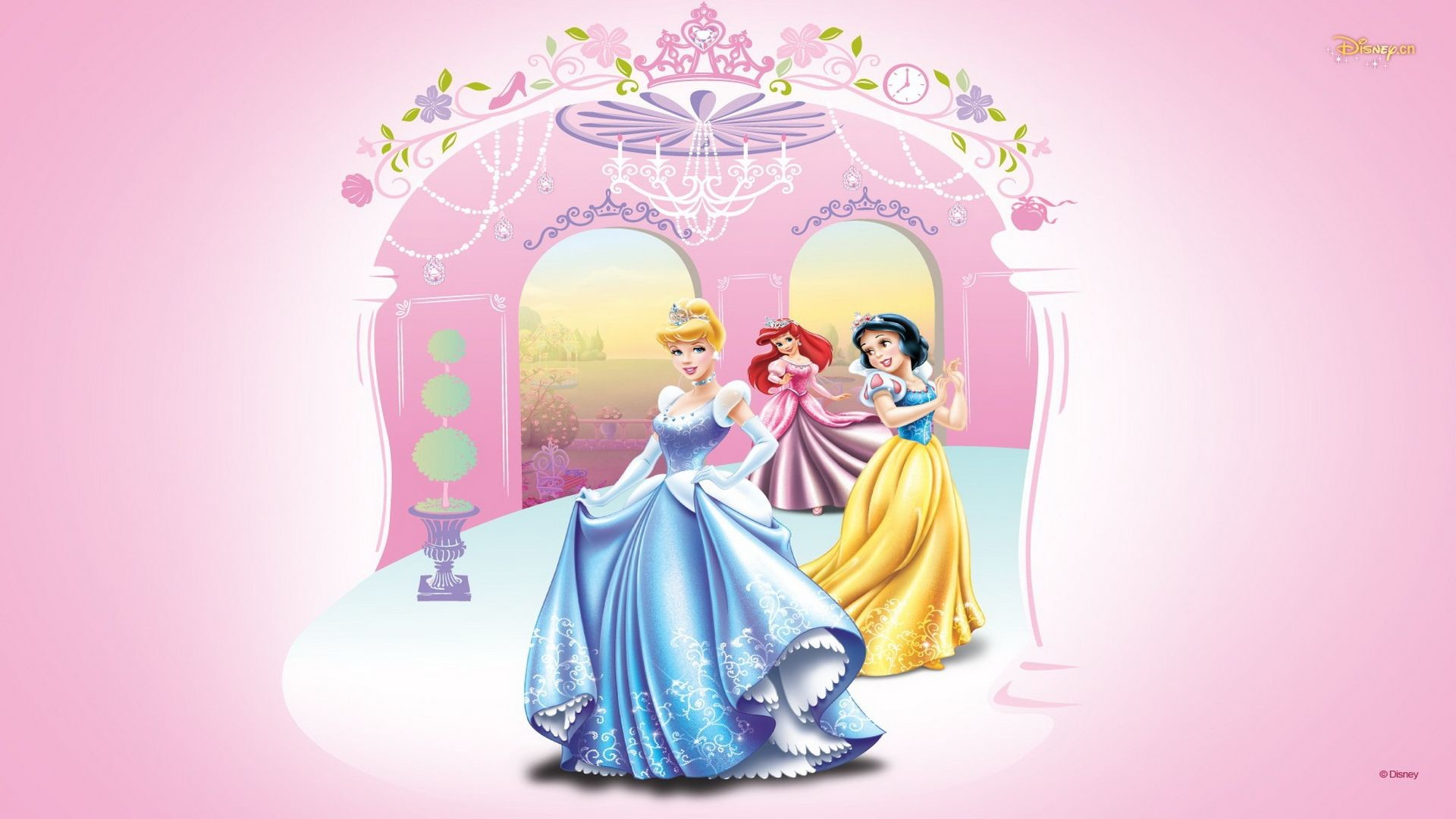 1920x1080 Disney Princess Pictures