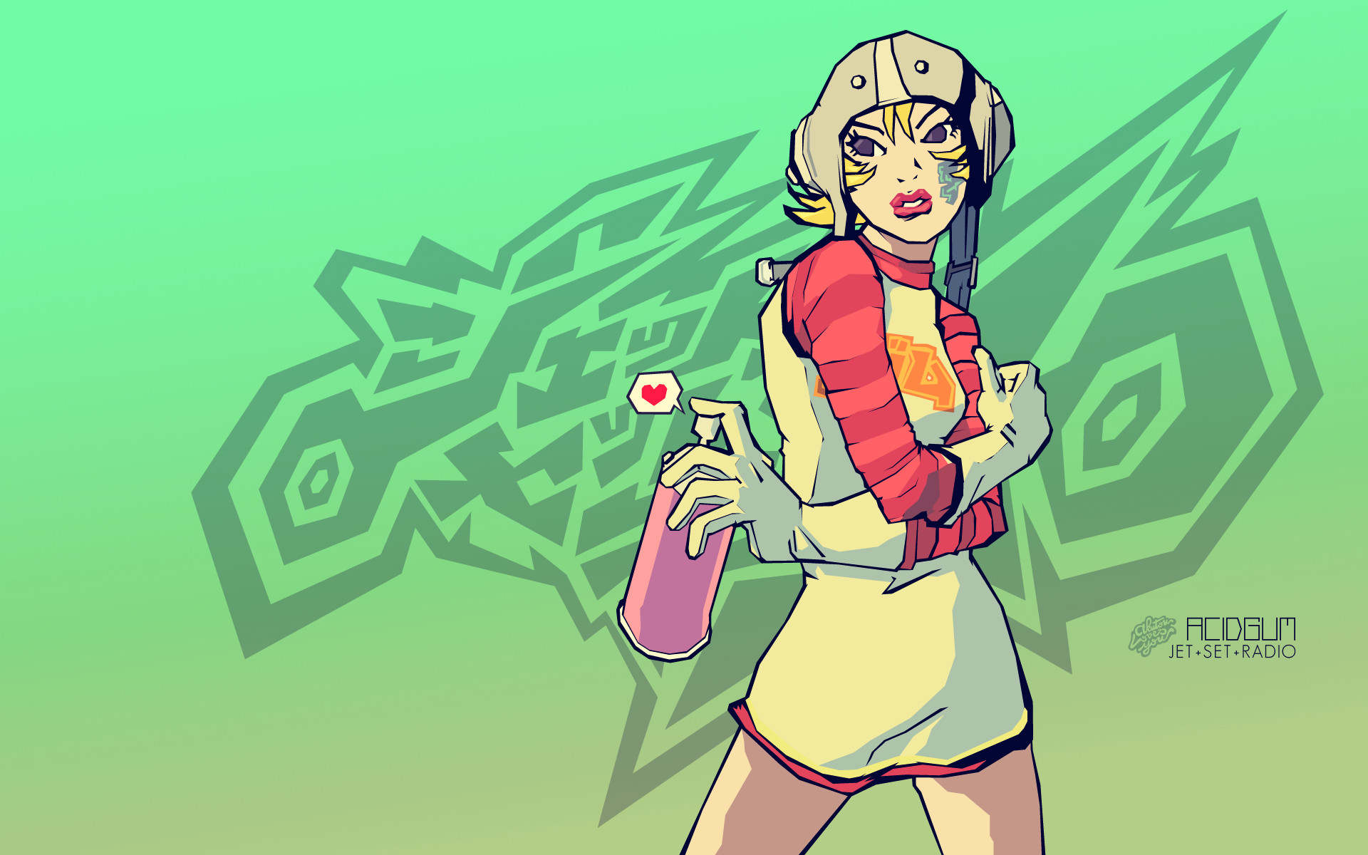 Jet Set Radio Wallpaper 76 Images