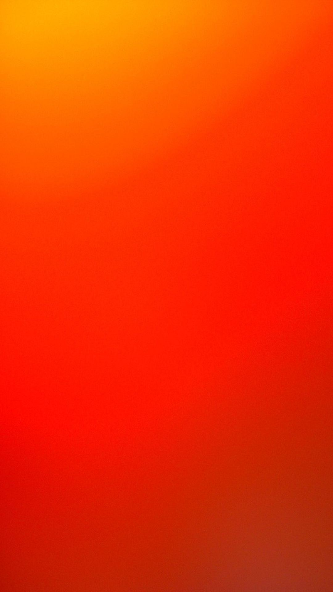 1080x1920 iOS 7 Official Bright Orange Android Wallpaper ...