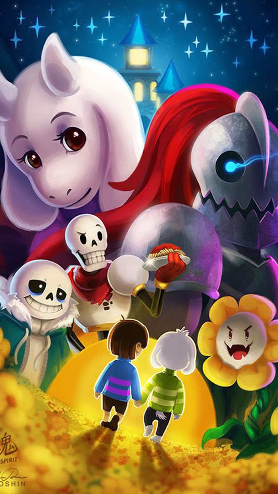 Cool Undertale Wallpapers (83+ images)
