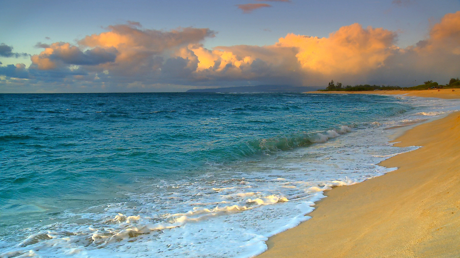1920x1080 hawaii, photos, background, screensaver, beach, beaches, media .