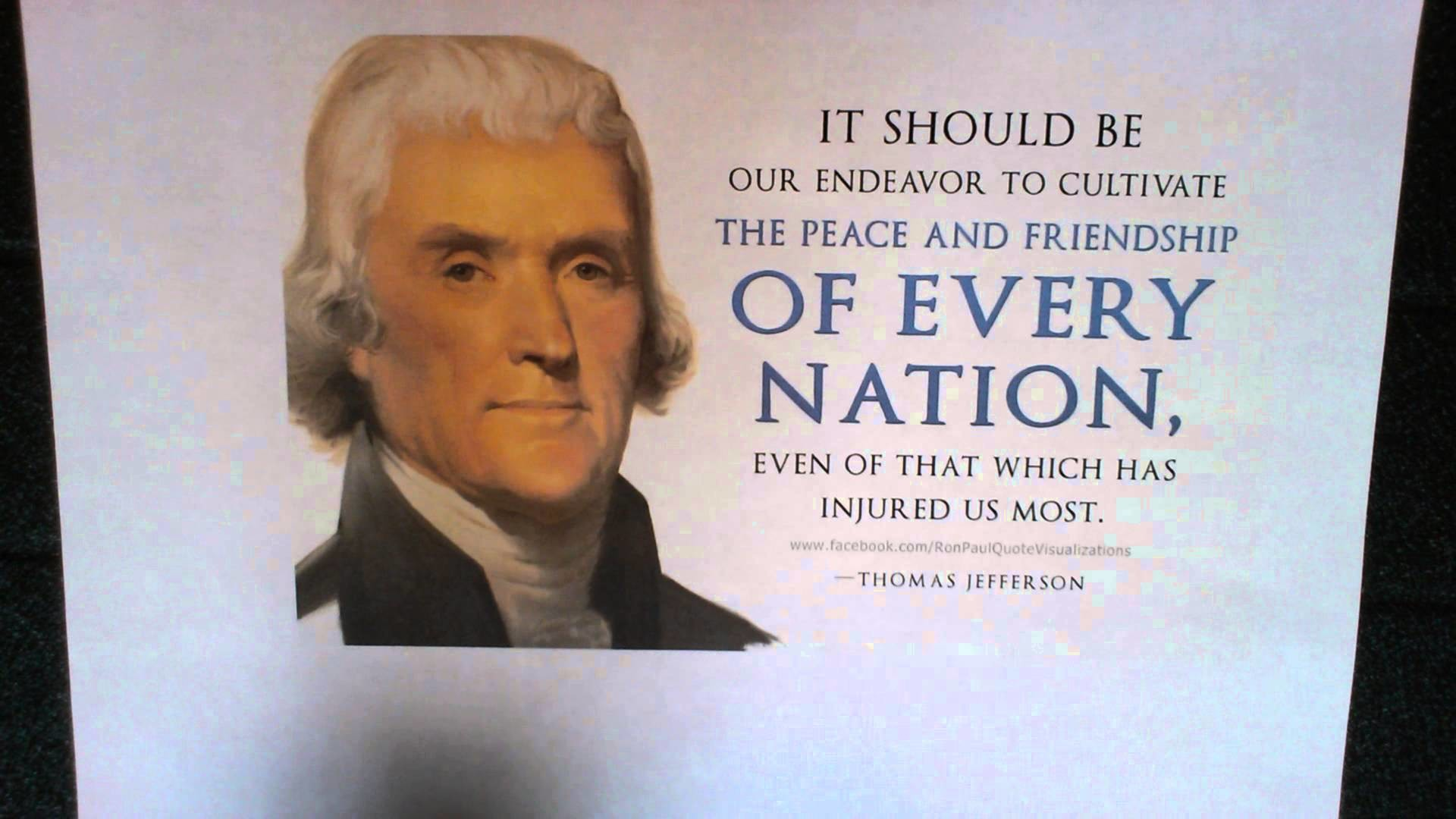 thomas jefferson good or bad I've said it before, and i'll say it again -- thomas jefferson is, in my opinion, not only the most overrated person in american history, but possibly in.
