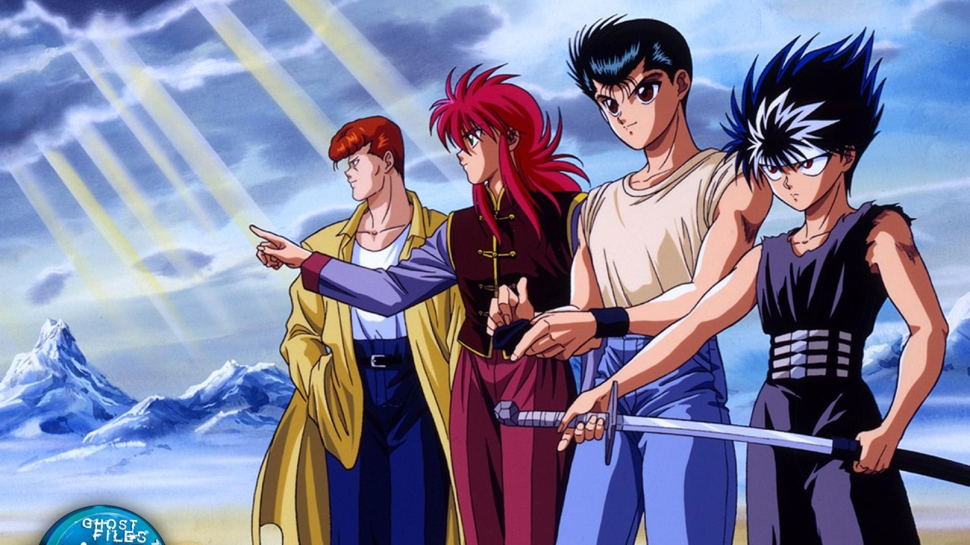 1920x1080 What's in the theme? This theme pack consists of several HD Yu Yu Hakusho  wallpapers ...