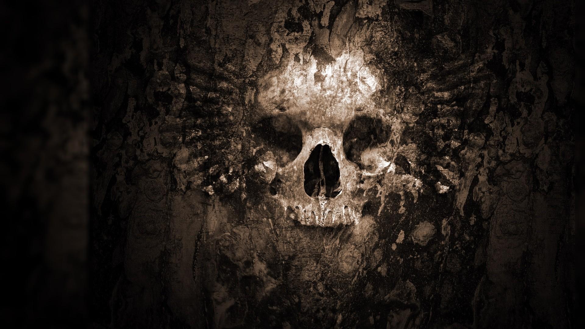 Desktop Halloween Scary Wallpaper 72 Images