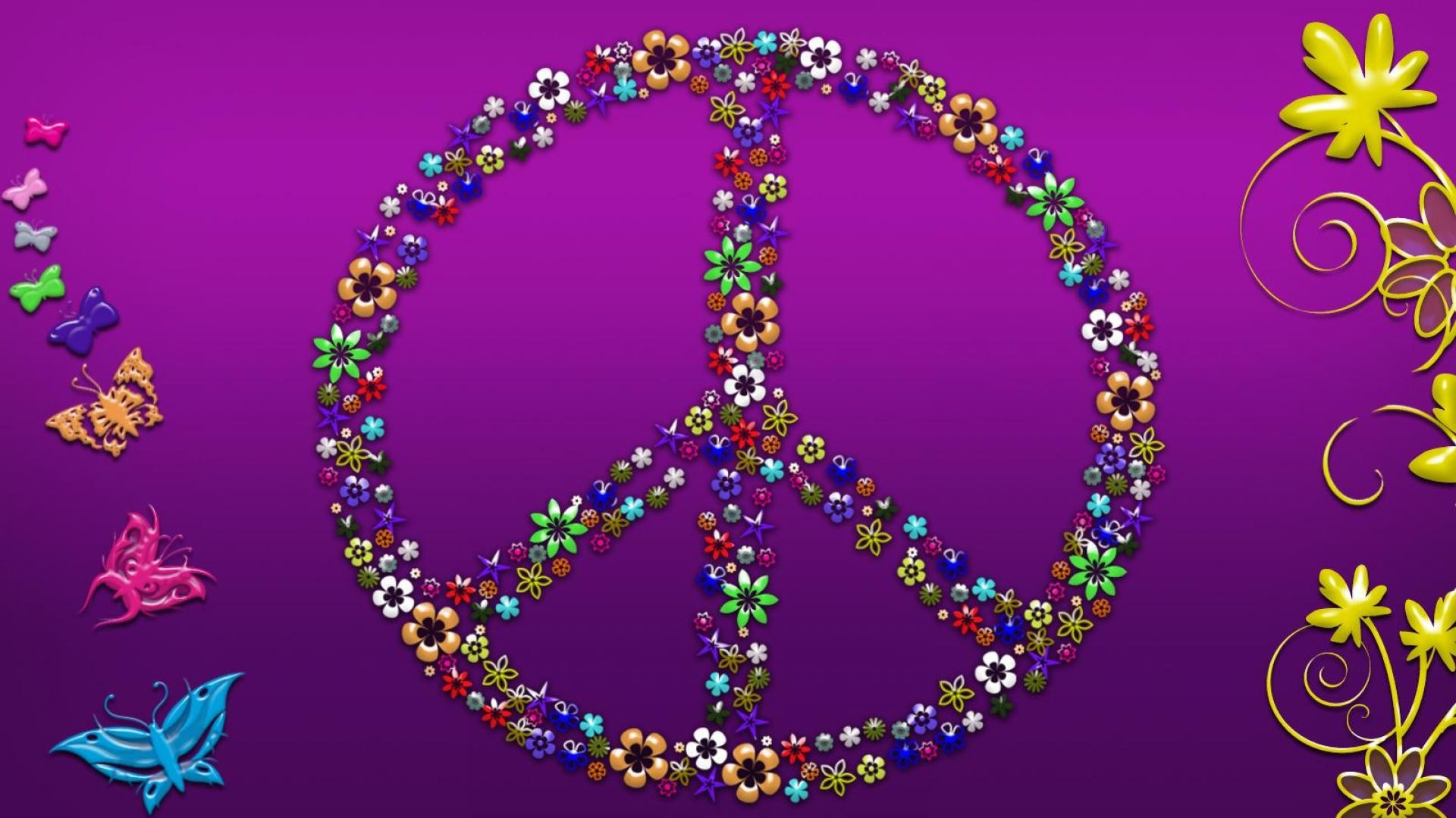 1920x1080 Images-flower-hippie-hd