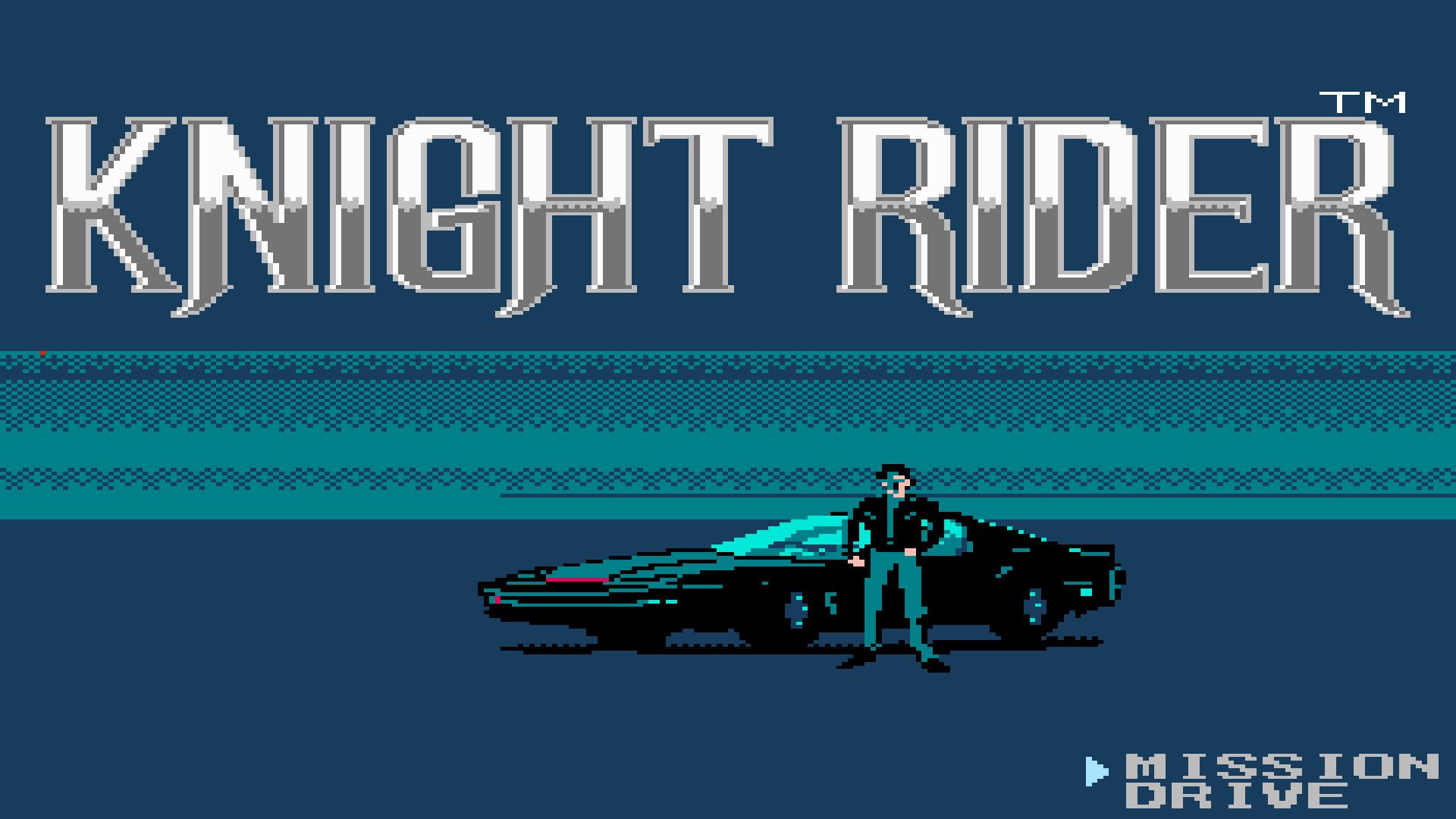 1920x1080 Video Game - Knight Rider Wallpaper