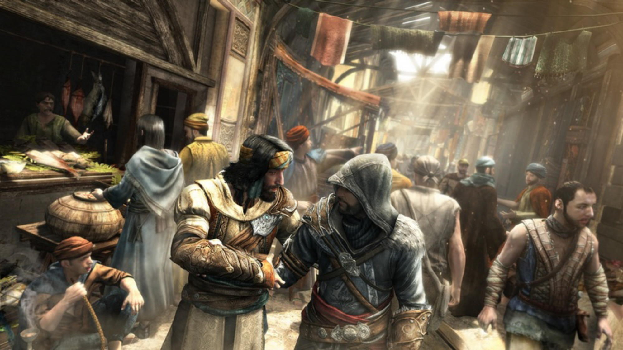 2000x1124 Download Assassin's Creed Revelations Wallpaper