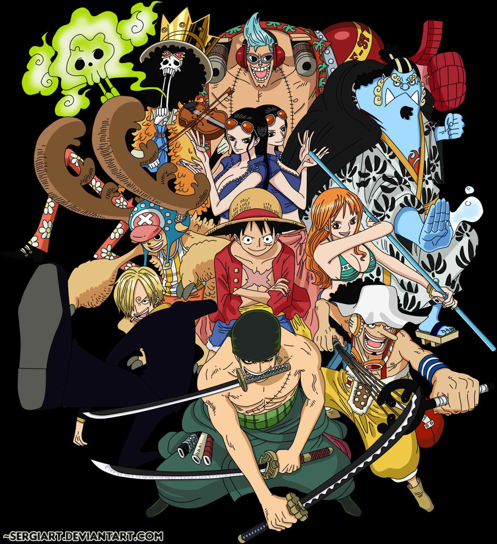 One Piece Chibi Wallpaper (60+ Images
