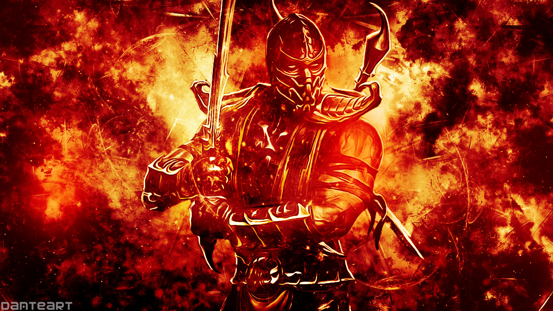 Mortal kombat wallpapers scorpion 65 images - Mortal kombat scorpion wallpaper ...