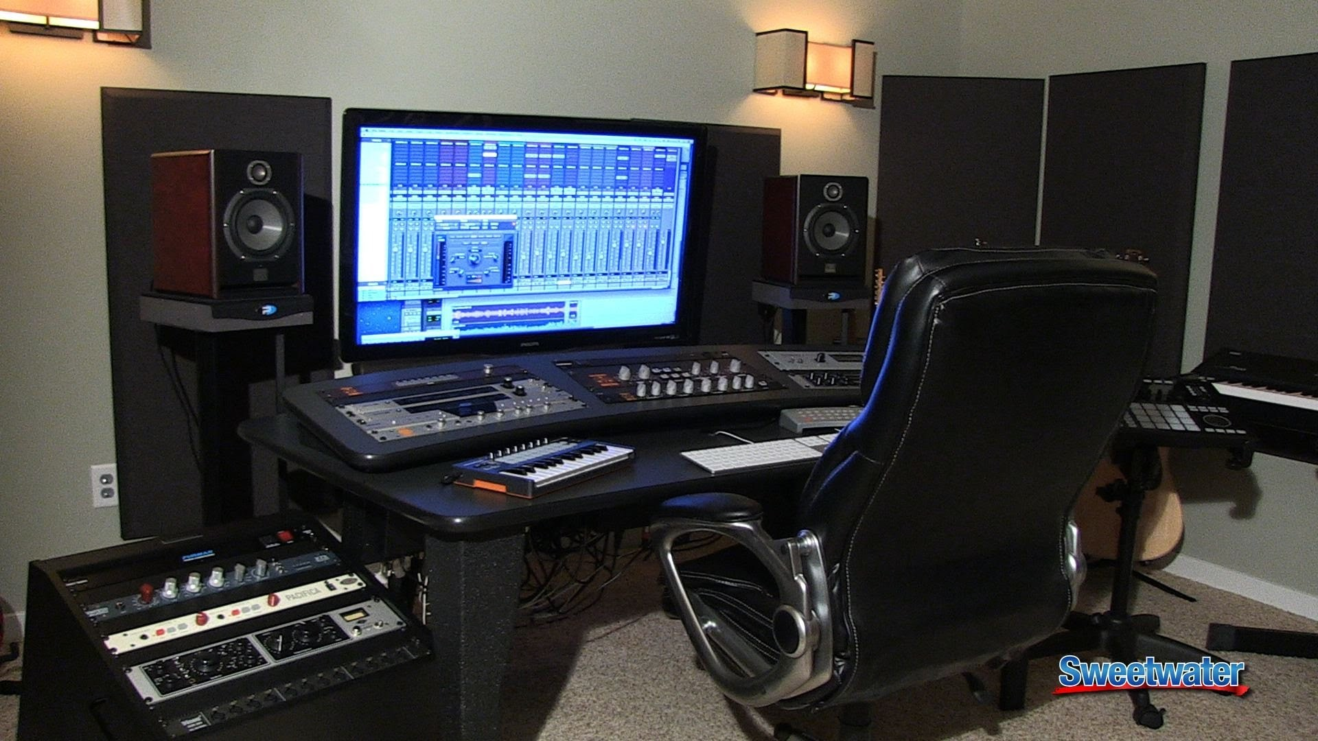 Music Recording Studio Hd Wallpaper 74 Images