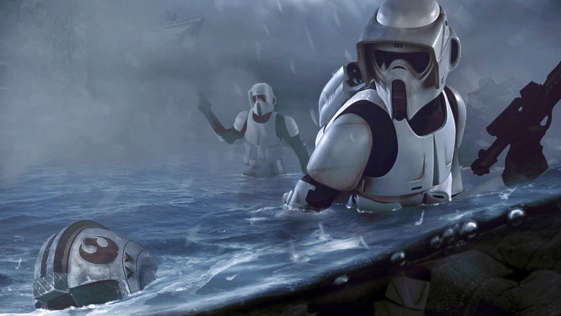 Star Wars Scout Trooper Wallpaper 64 Images