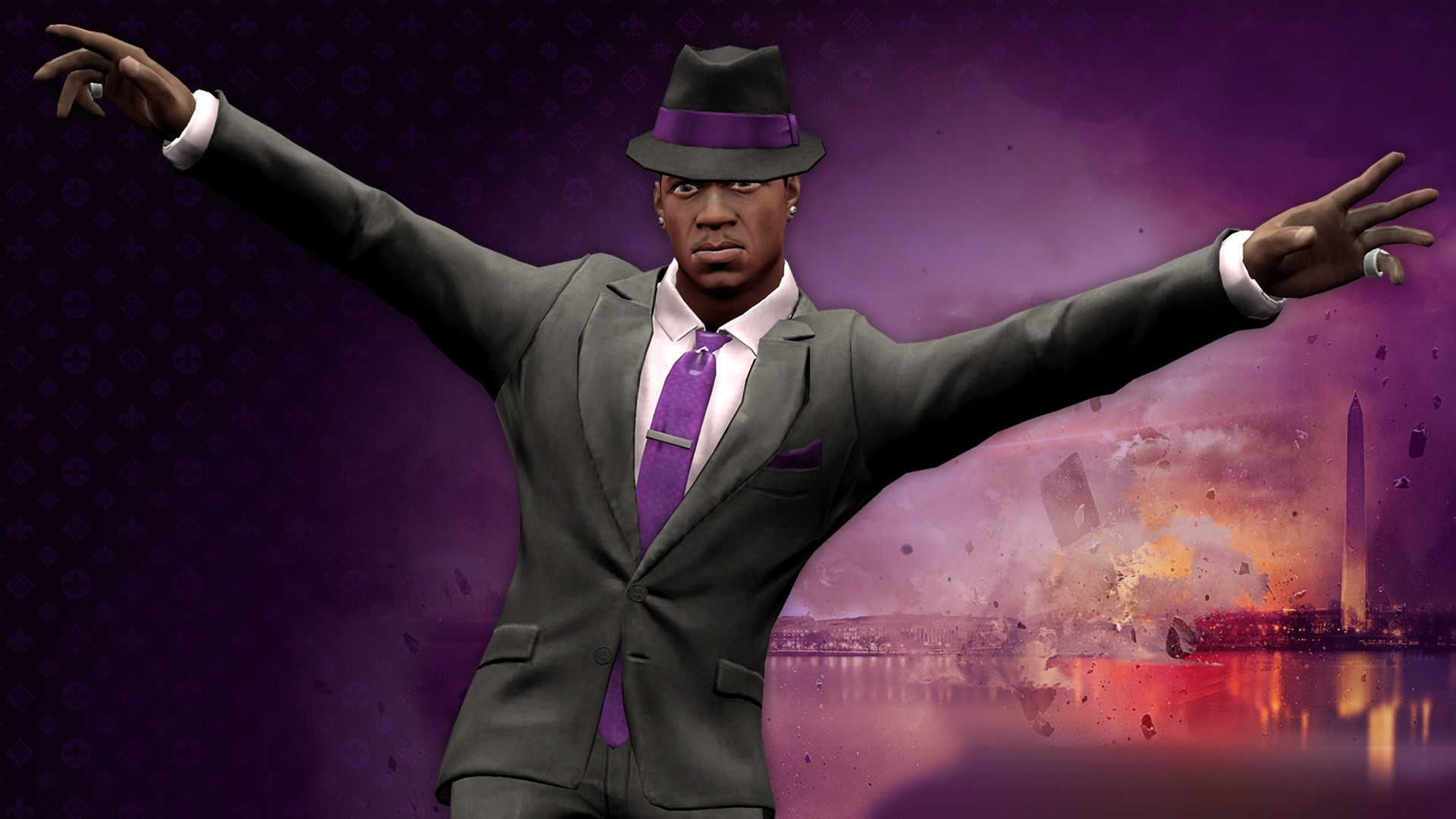 1920x1080 Saints Row IV wallpaper desktop nexus wallpaper, 243 kB - Rain Walls