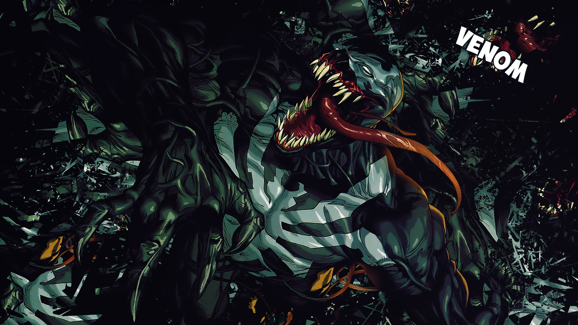 1920x1080 Venom HD Wallpapers for desktop download