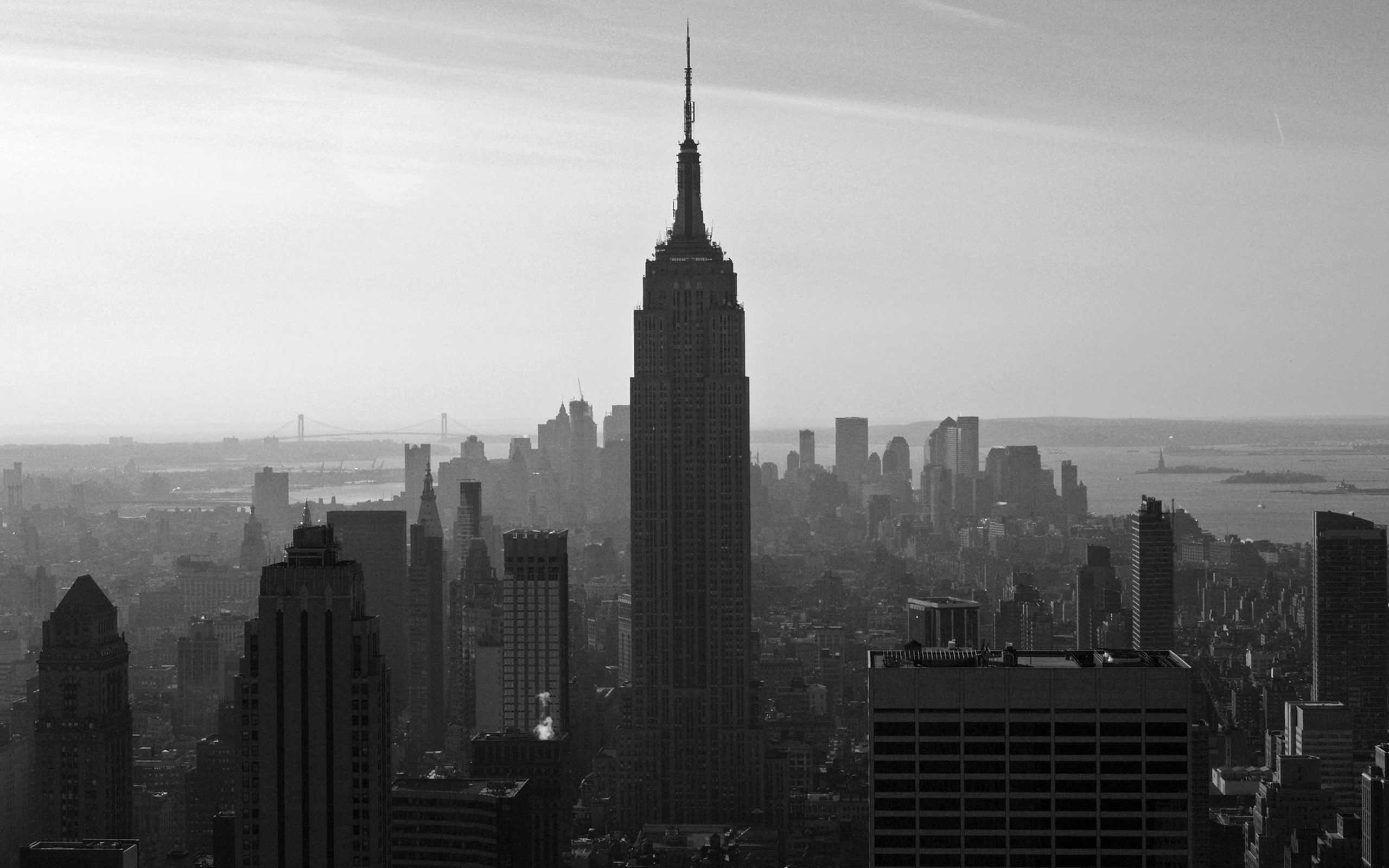 Black And White City Wallpaper 56 Images