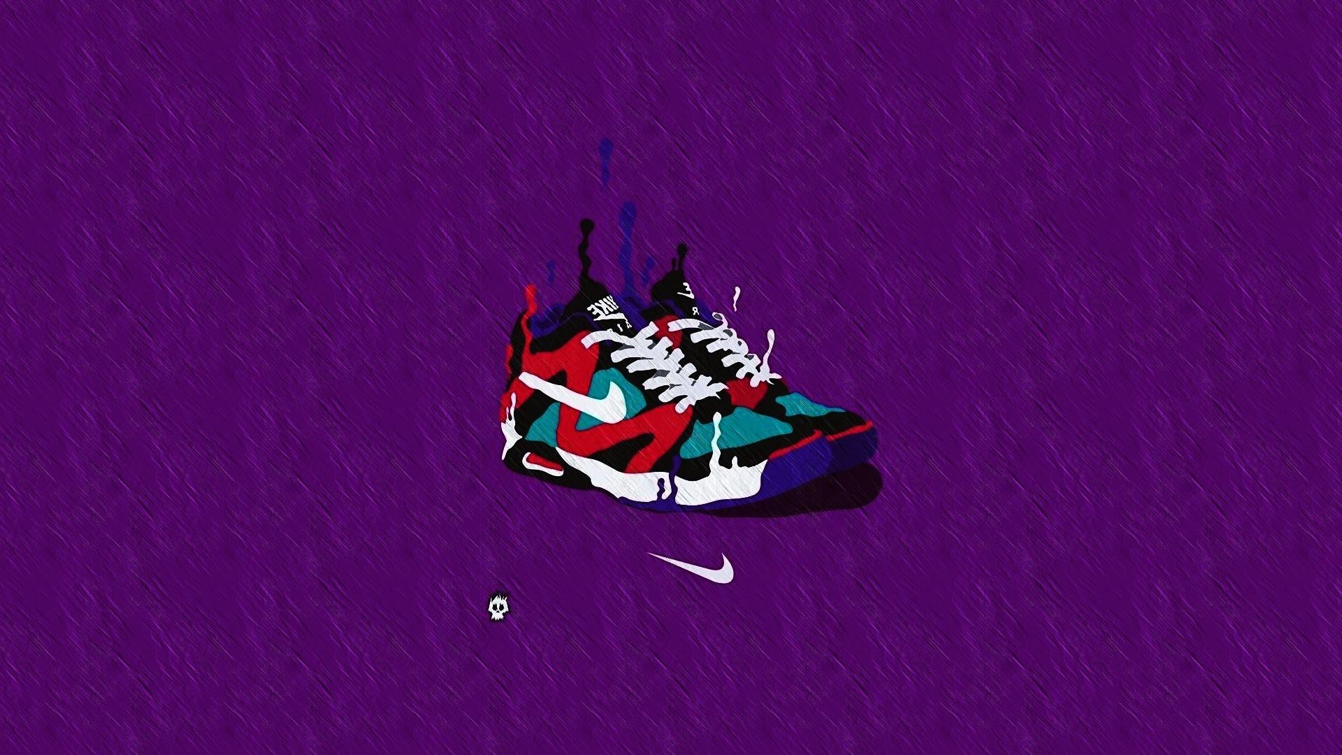 2019 auténtico vívido y de gran estilo mejor precio para Sneaker Art Wallpaper (62+ images)
