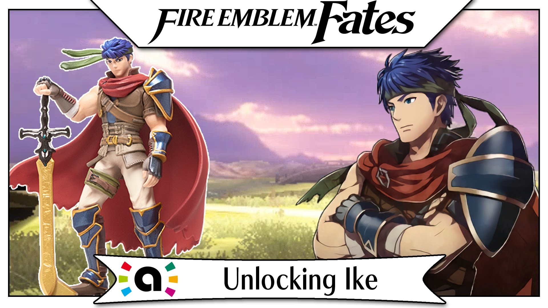 1920x1080 Fire Emblem Fates - How To Unlock Ike & EXCLUSIVE Accessories With Amiibo!  [Tips & Tricks] - YouTube