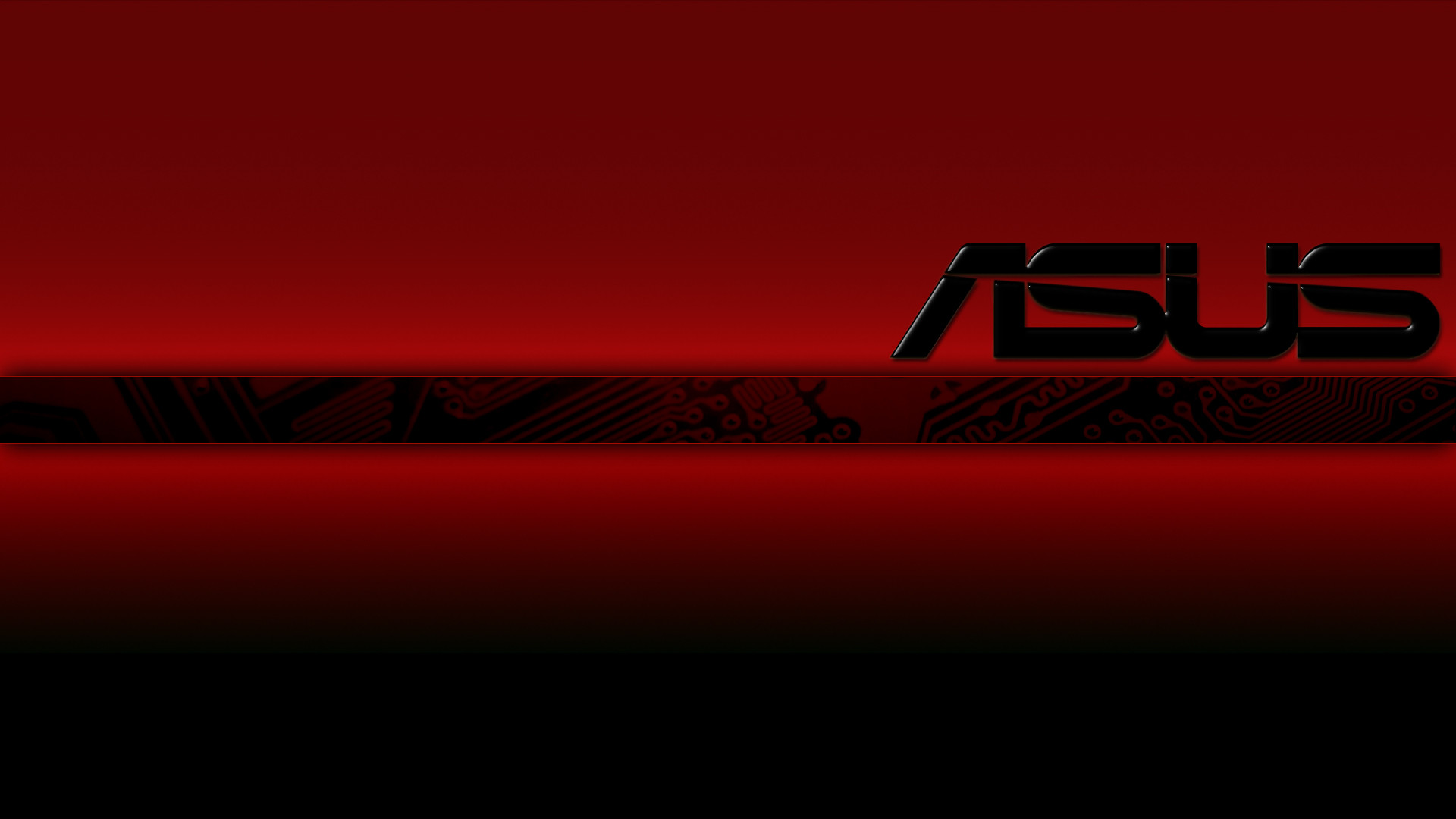 Red Asus Wallpaper: Black And Red Wallpaper 1920x1080 (75+ Images