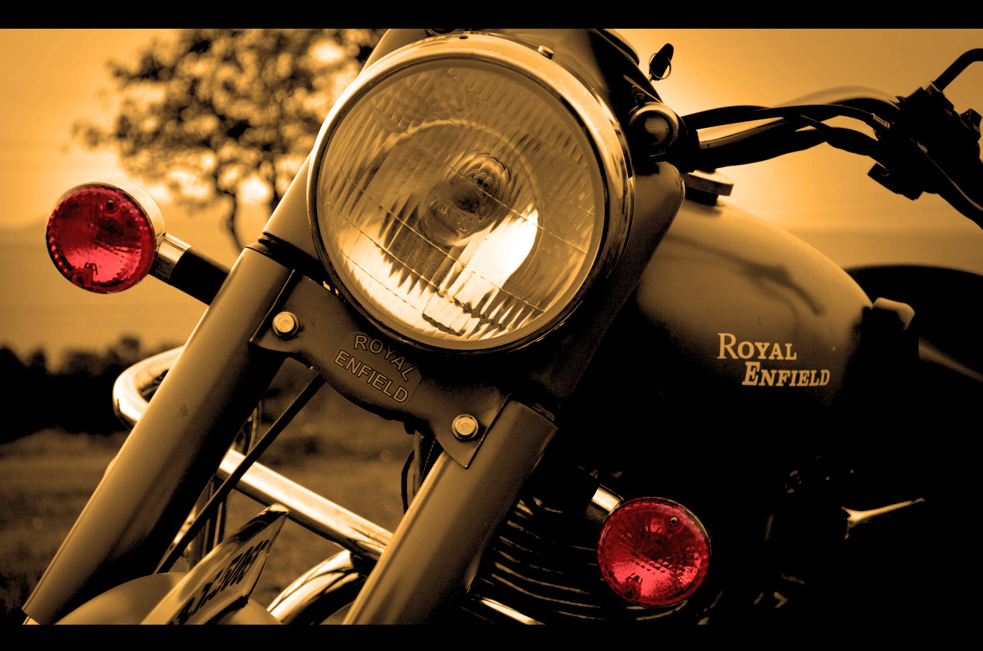 Royal Enfield Wallpapers (67+ Images