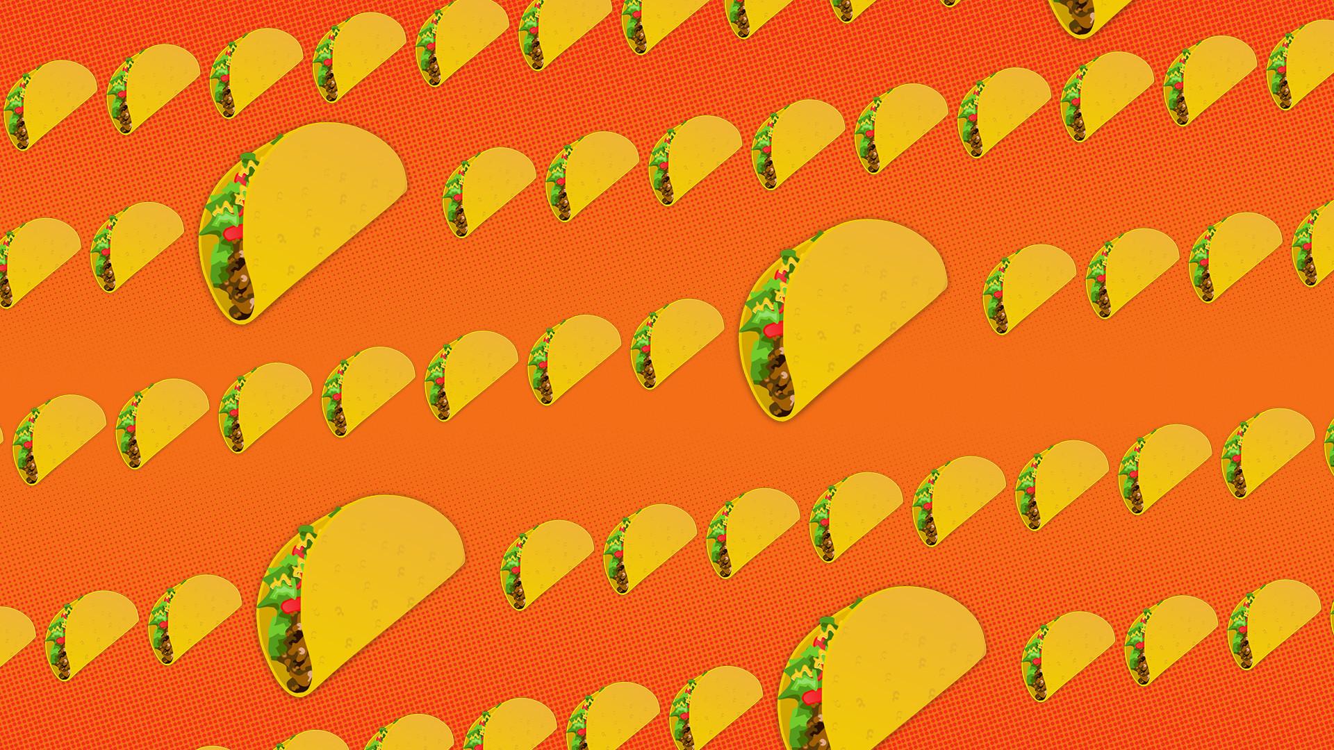 Cute Taco Wallpaper (62+ images)