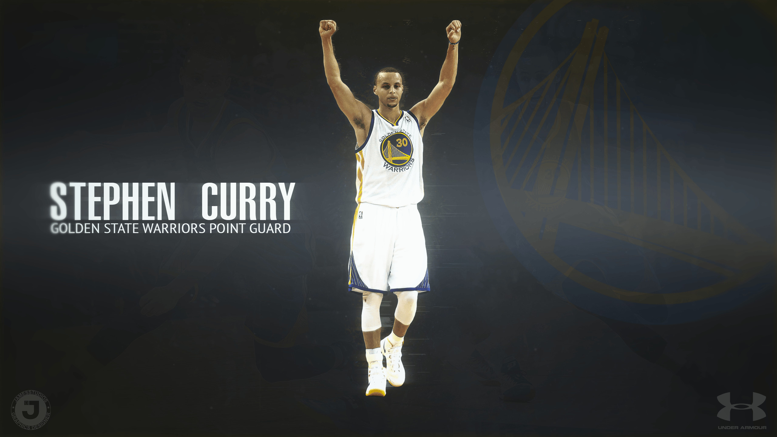 2560x1440 Stephen <b>Curry Wallpapers</b> Group ...
