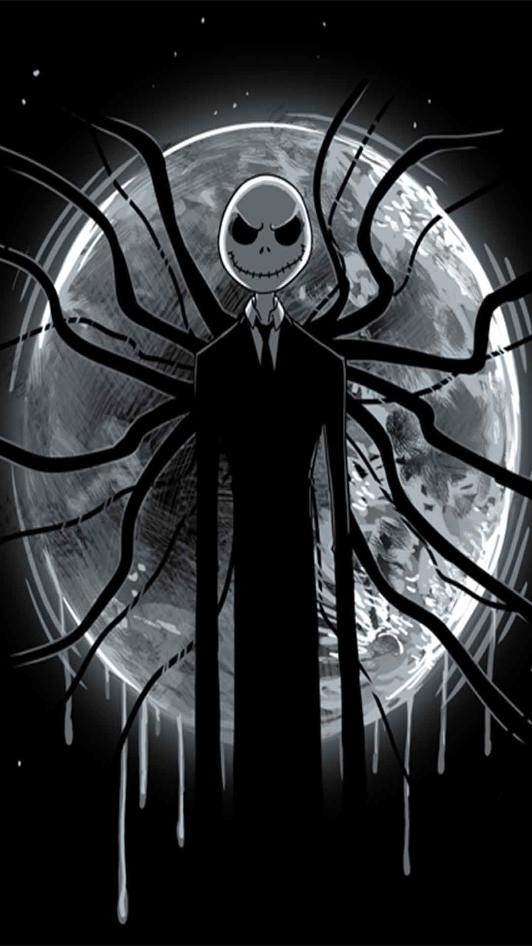 Jack And Sally Iphone Wallpaper