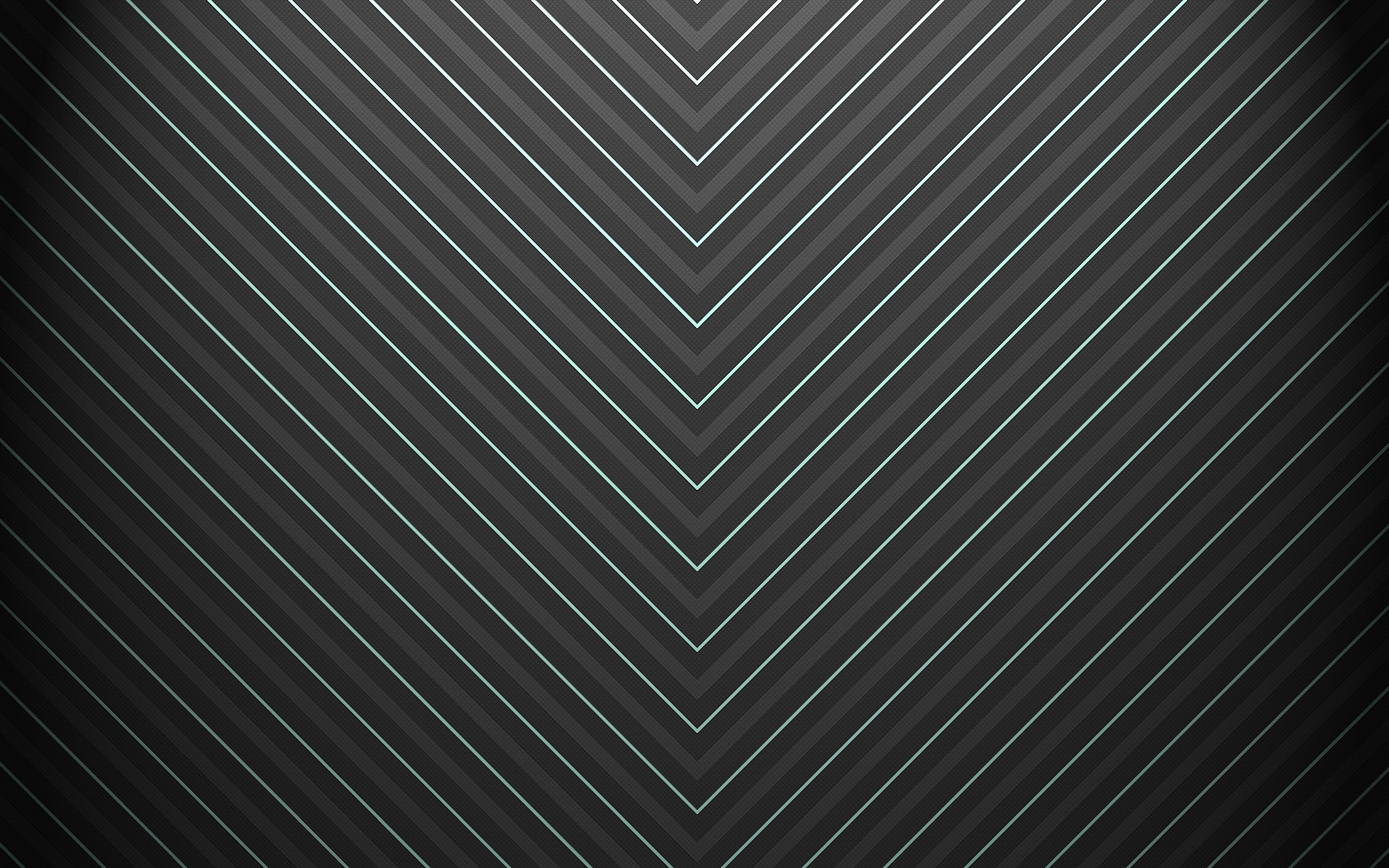 2560x1600 Arrow Line in black and gray background wallpaper