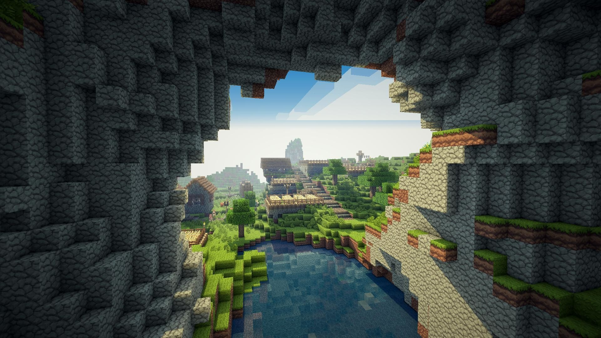 1920x1080 Minecraft HD Wallpapers