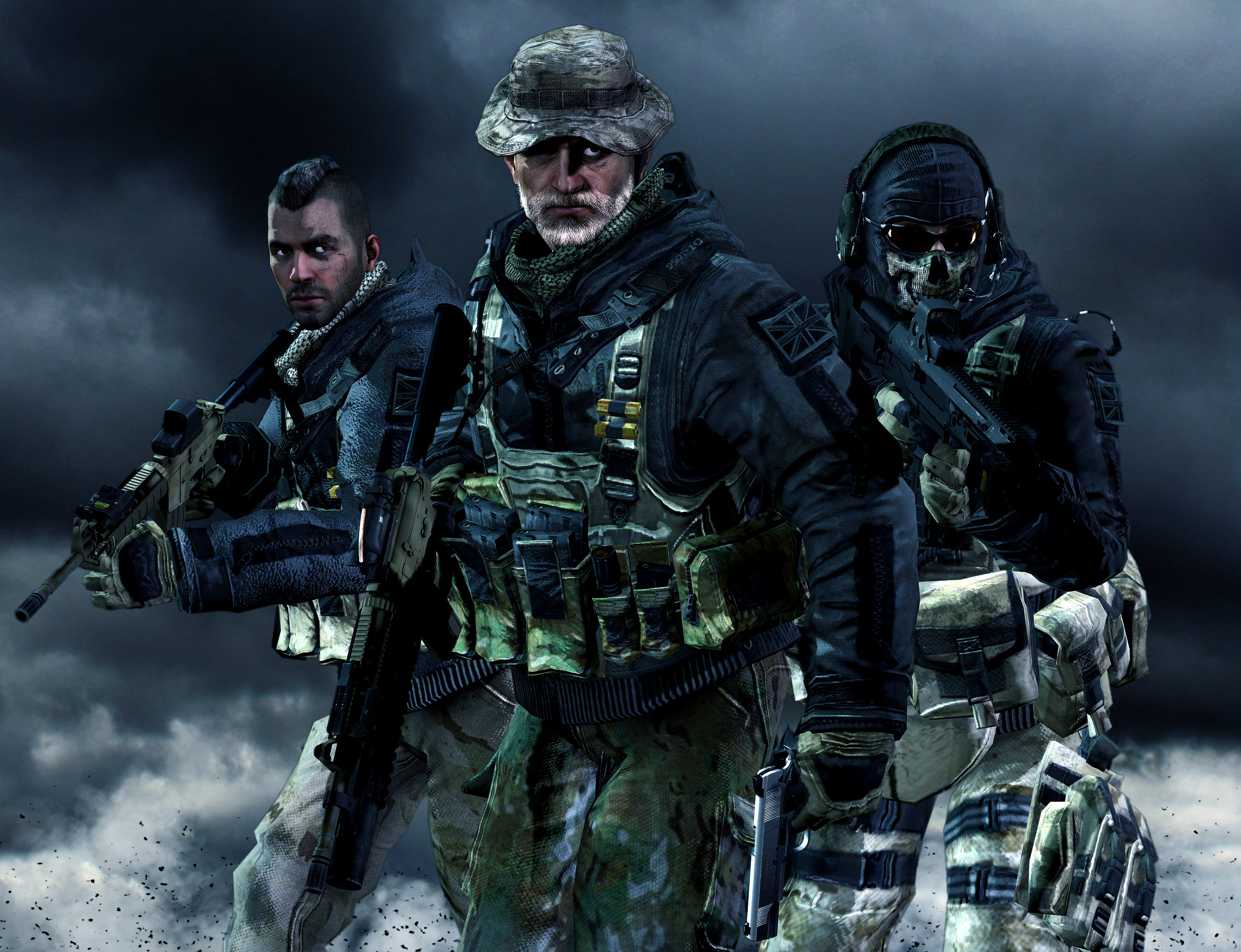 2816x2160 Task Force 141 on Call-of-Duty-Army - DeviantArt