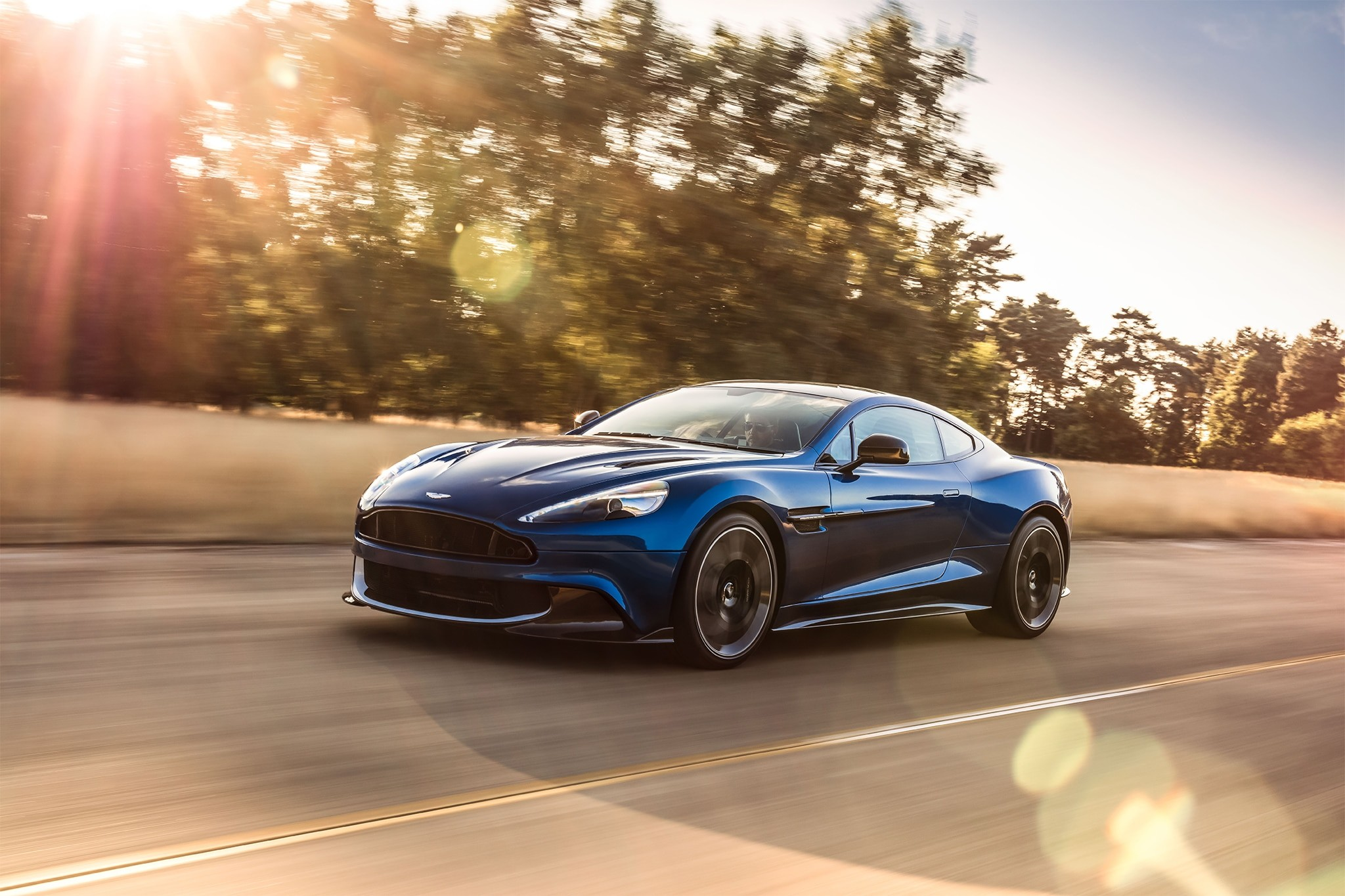 Aston Martin Vanquish 2018 Wallpaper 62 Images