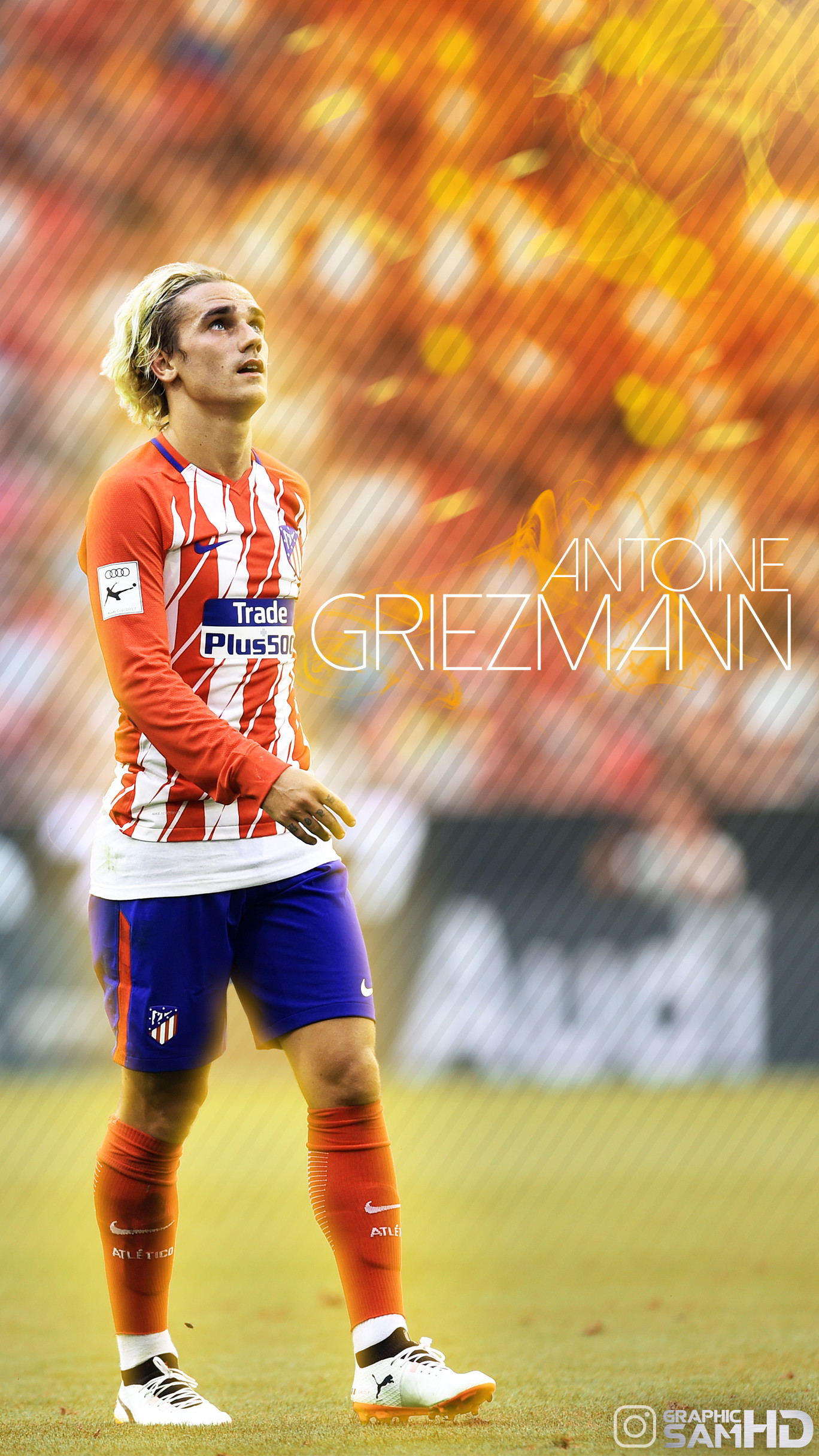 Antoine griezmann wallpapers 86 images for Ecran photo 2018