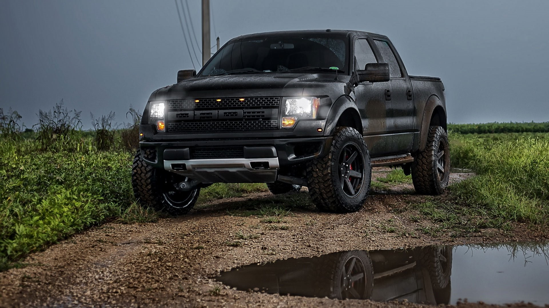 1920x1080 Ford F150 Backgrounds 1920×1080 Ford F 150 SVT Raptor