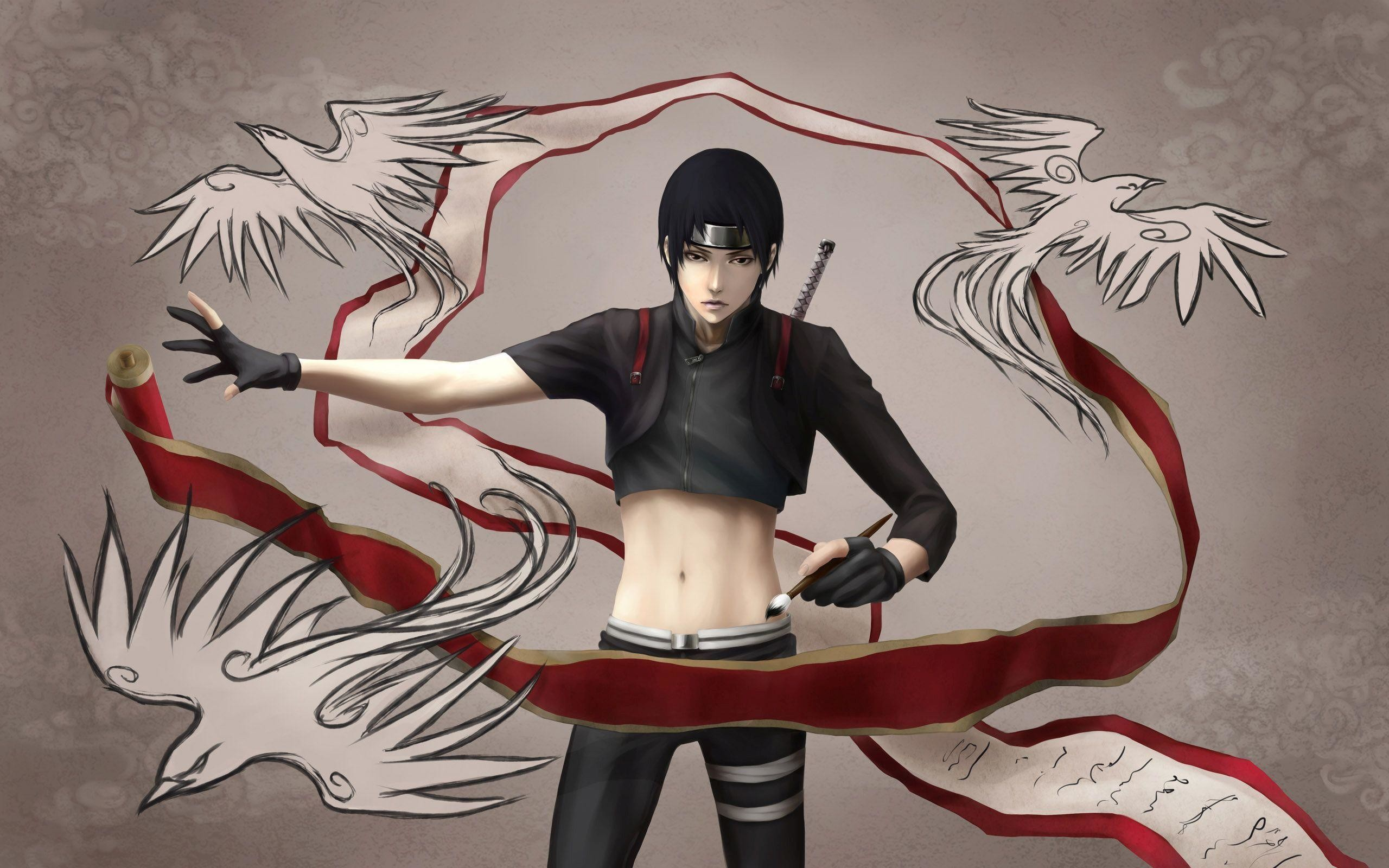 Sai naruto wallpaper 64 images 2560x1600 sai wallpapers full hd wallpaper search voltagebd Images