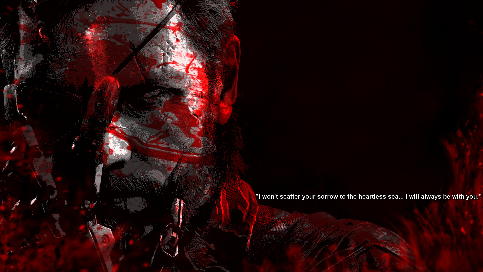 Mgs5 Phantom Pain Wallpapers (91+ Images