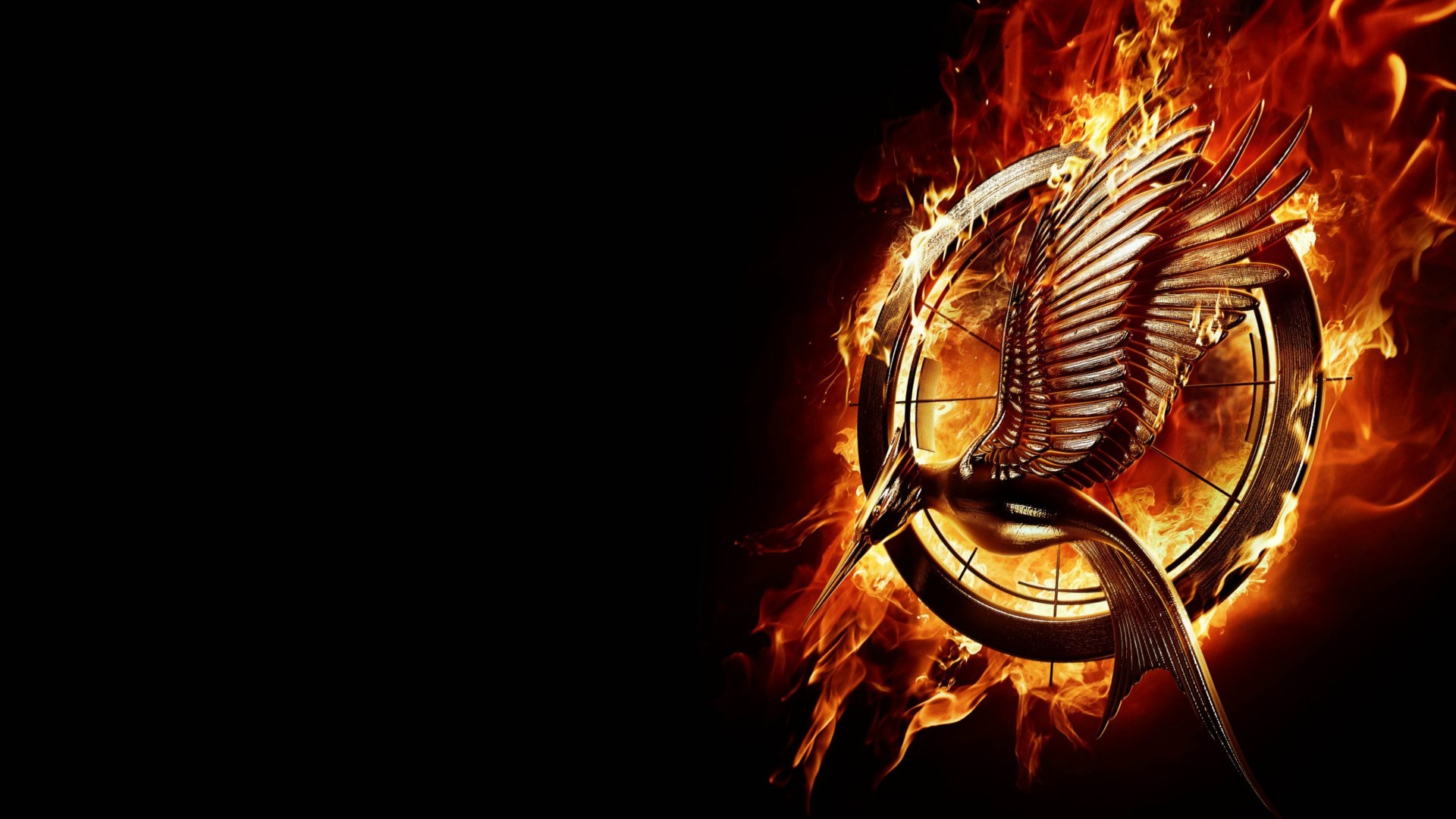 1920x1080 Wallpaper for Desktop: the hunger games catching fire
