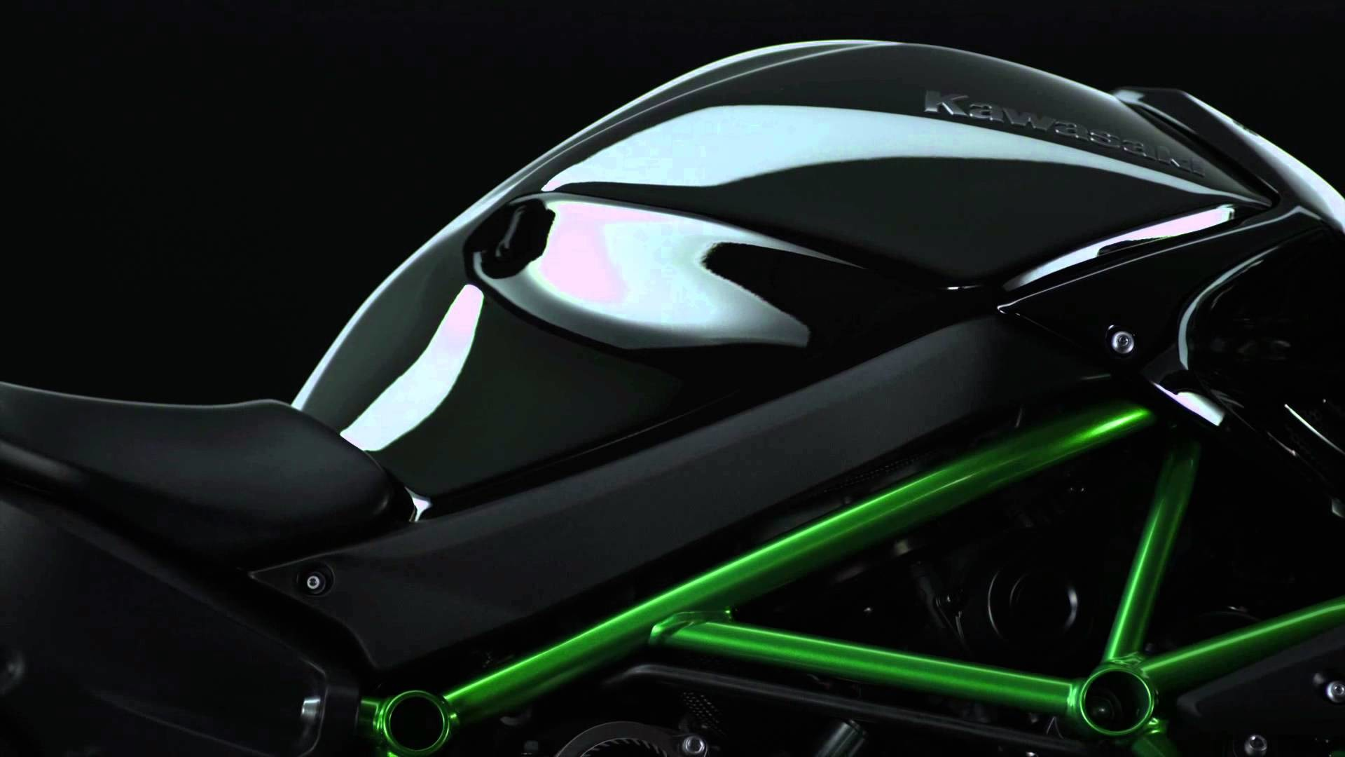 1920x1200 Ninja Kawasaki Bike HD Wallpaper