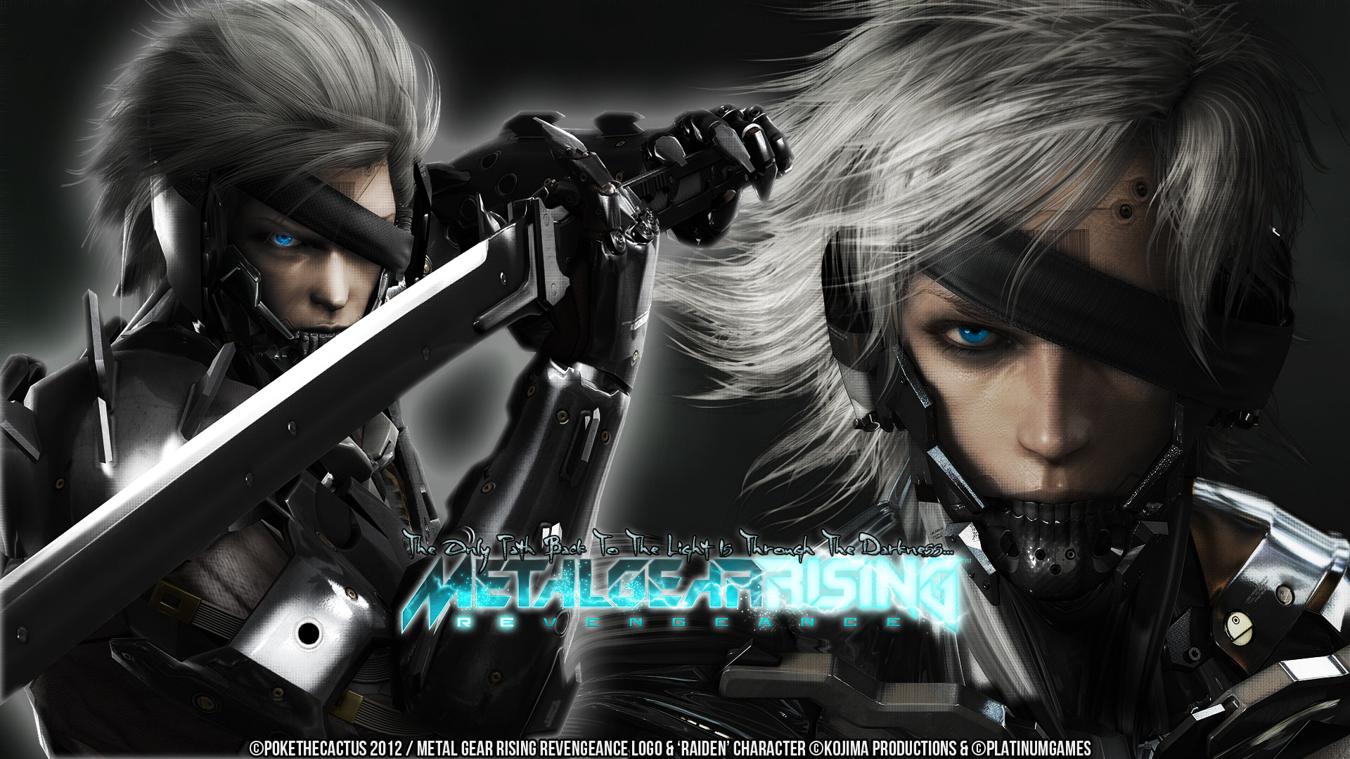 Metal Gear Solid Raiden Wallpaper (82+ Images