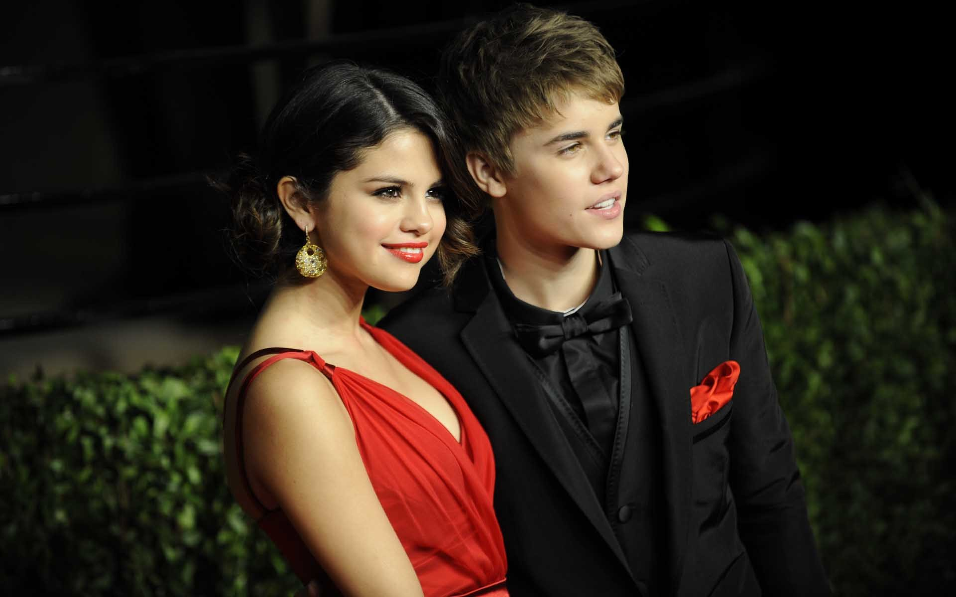 1920x1200 Lost Love photos of Justin Bieber and Selena Gomez so Cute