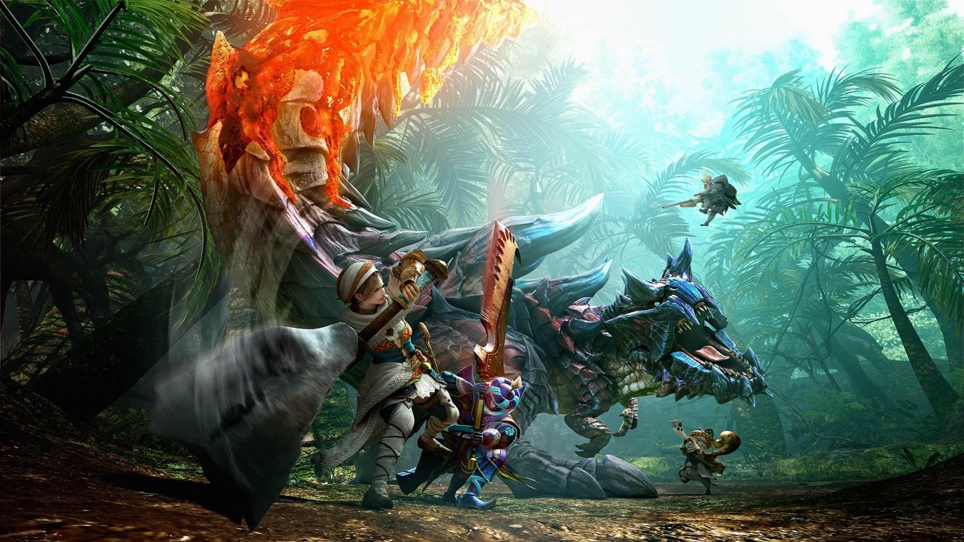 Monster Hunter X Wallpaper 70 Images