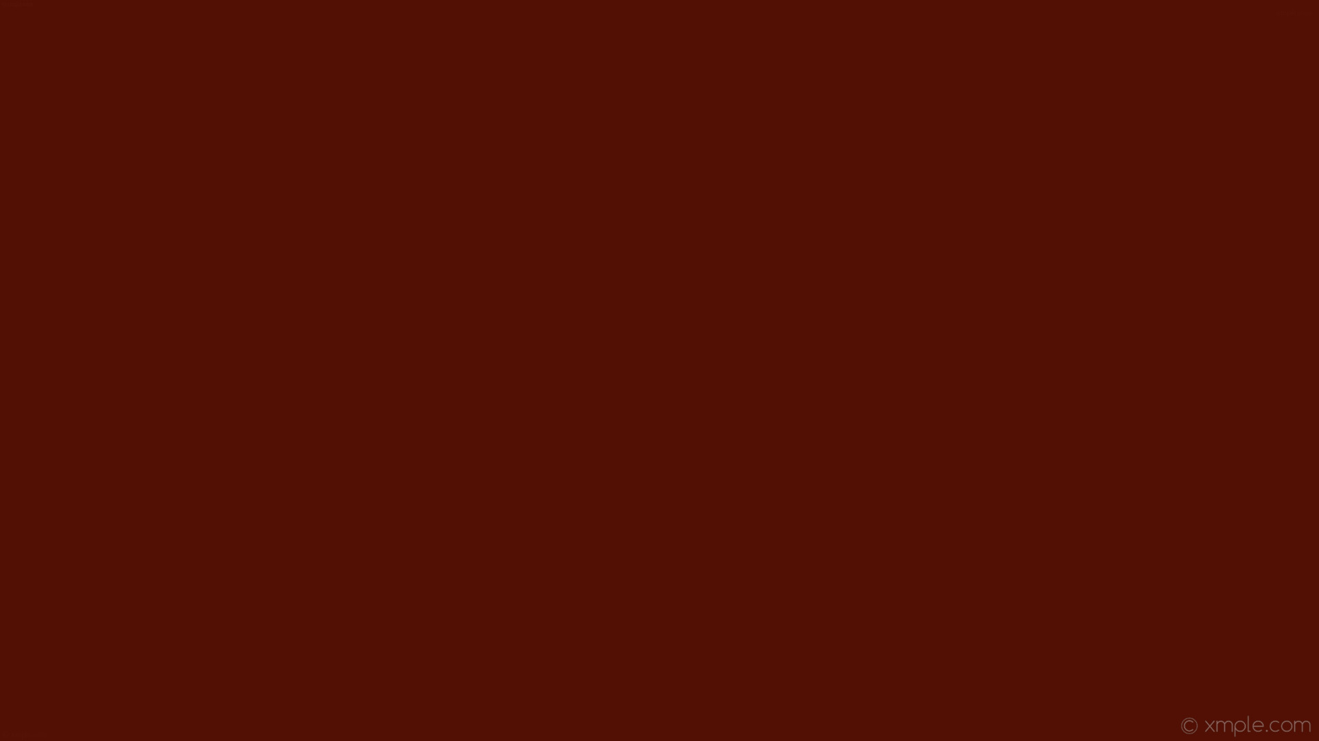 1920x1080 Wallpaper Solid Color One Colour Plain Single Red Dark 511003