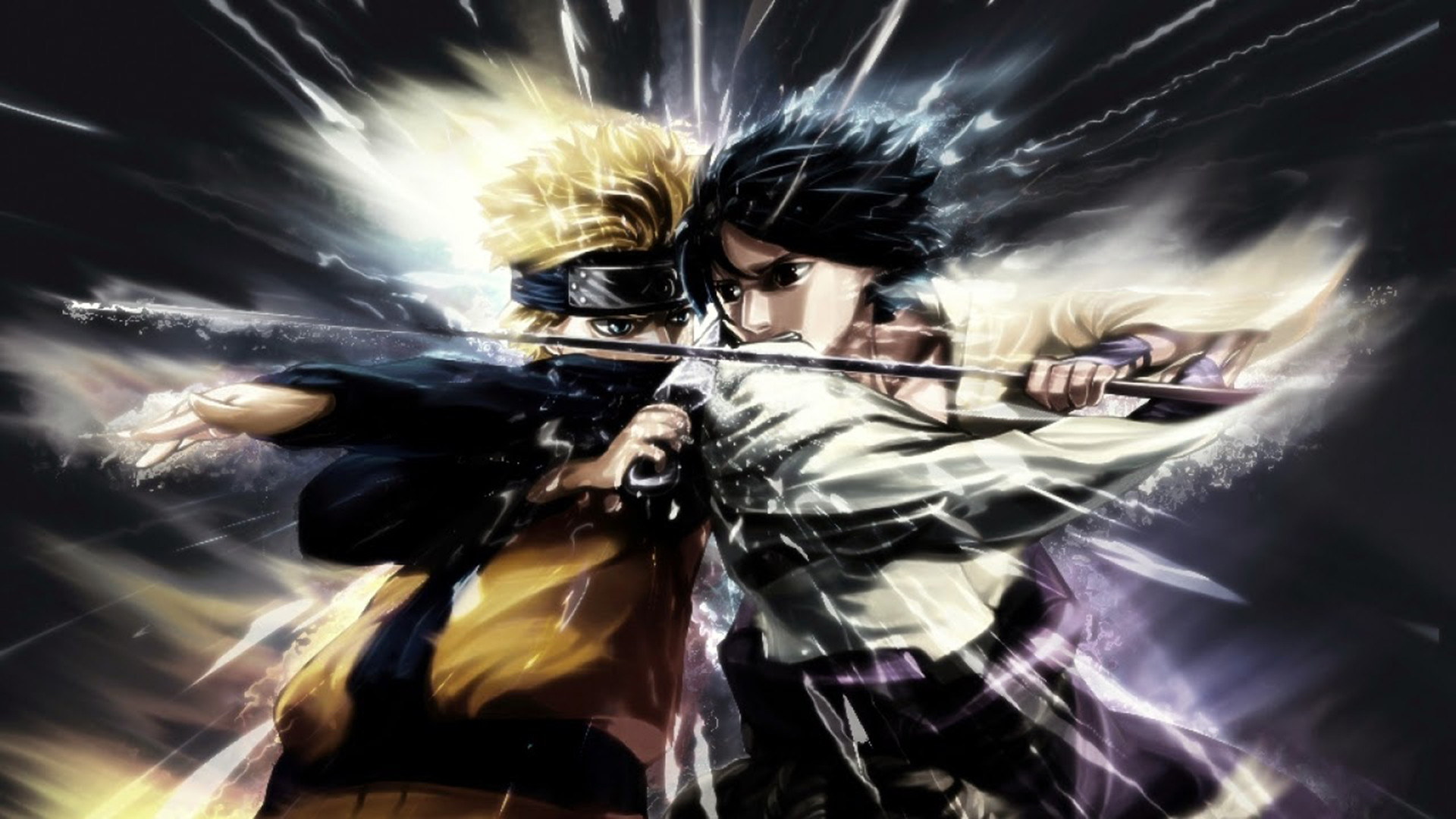 1920x1080 Naruto vs Sasuke Fighting HD desktop wallpaper : Widescreen Imagenes De  Naruto Y Sasuke Wallpapers Wallpapers)