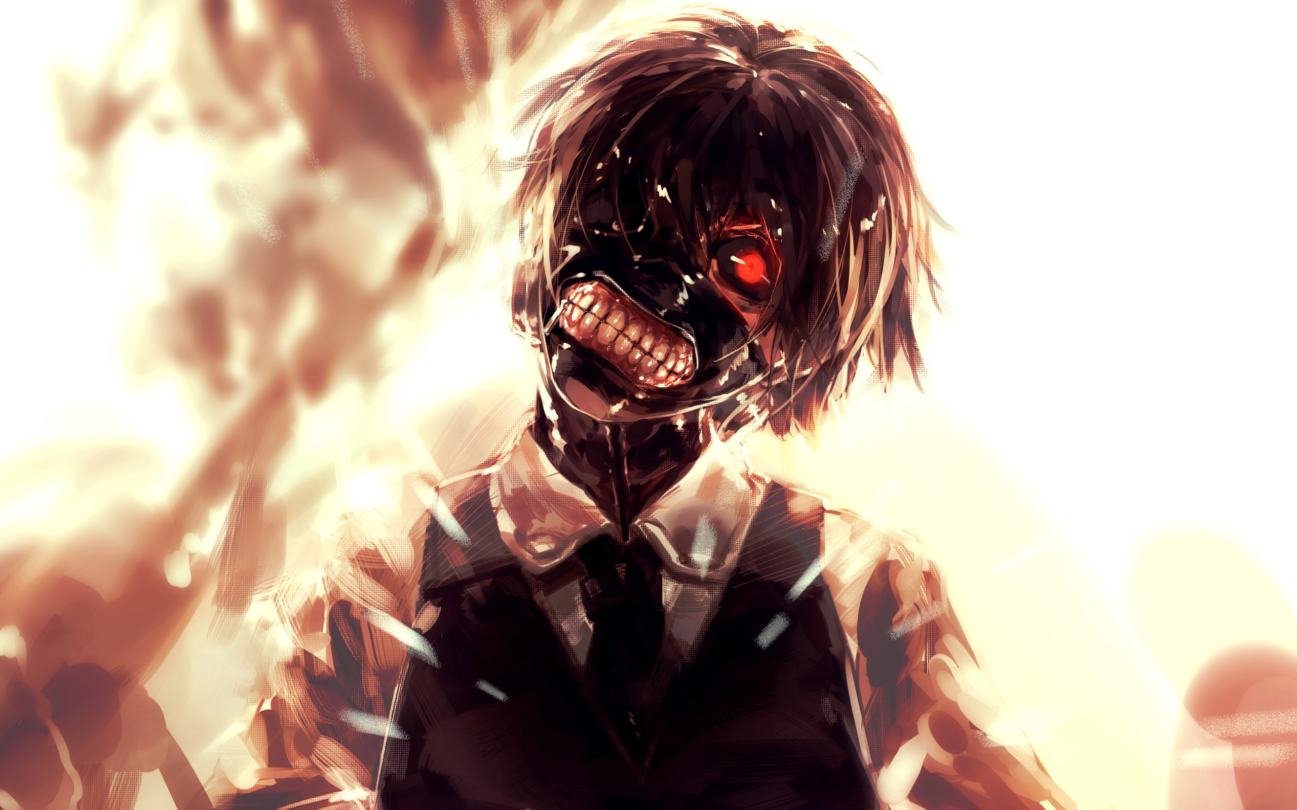 2560x1600 Tokyo Ghoul Background