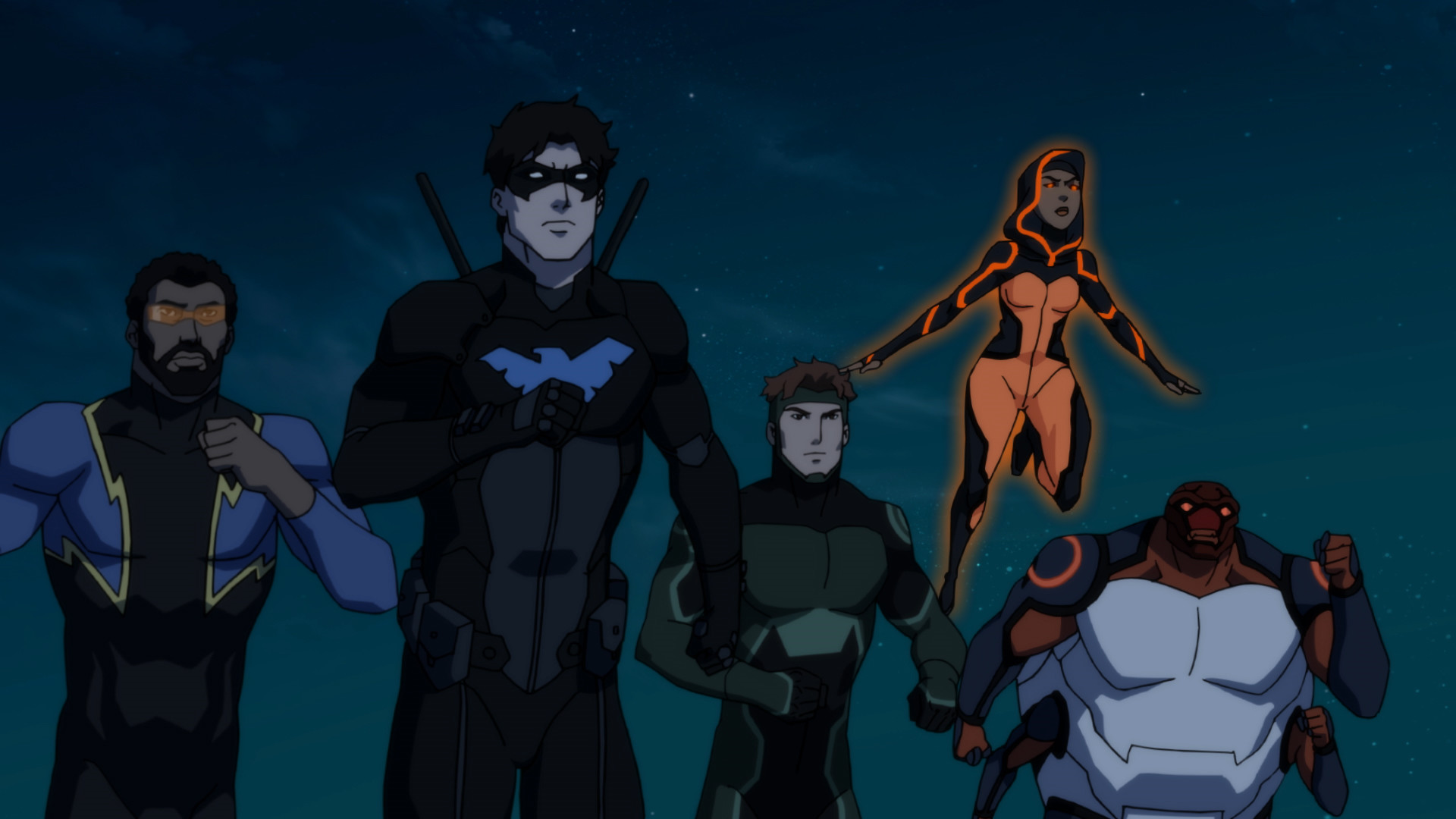 1920x1080 Young Justice Season 3 Episode 8 Review: Triptych