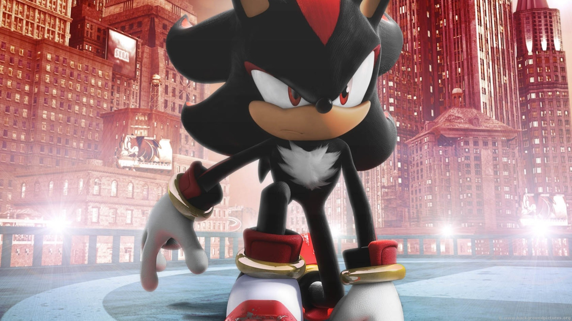 1920x1080 Shadow the Hedgehog · download Shadow the Hedgehog image