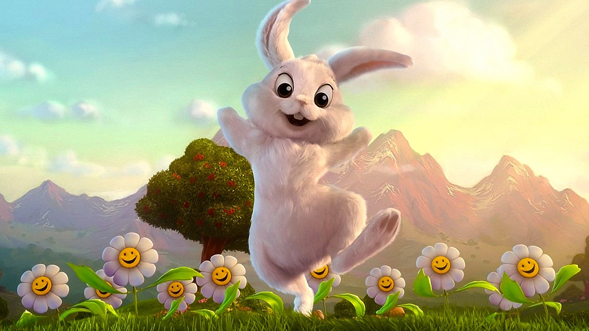 1920x1080 Easter Backgrounds Wallpaper (04)