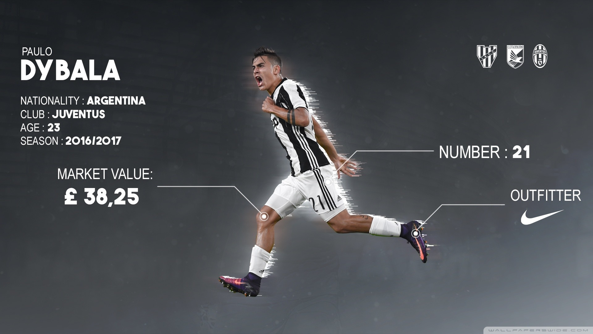 Paulo Dybala Wallpapers 78 Images