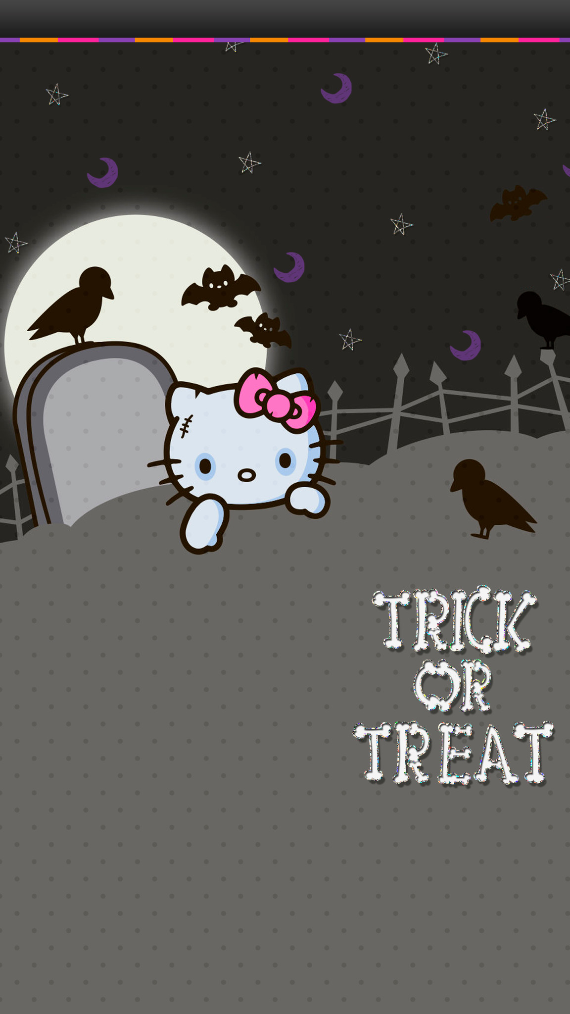 Hello Kitty Halloween Wallpaper 56 Images
