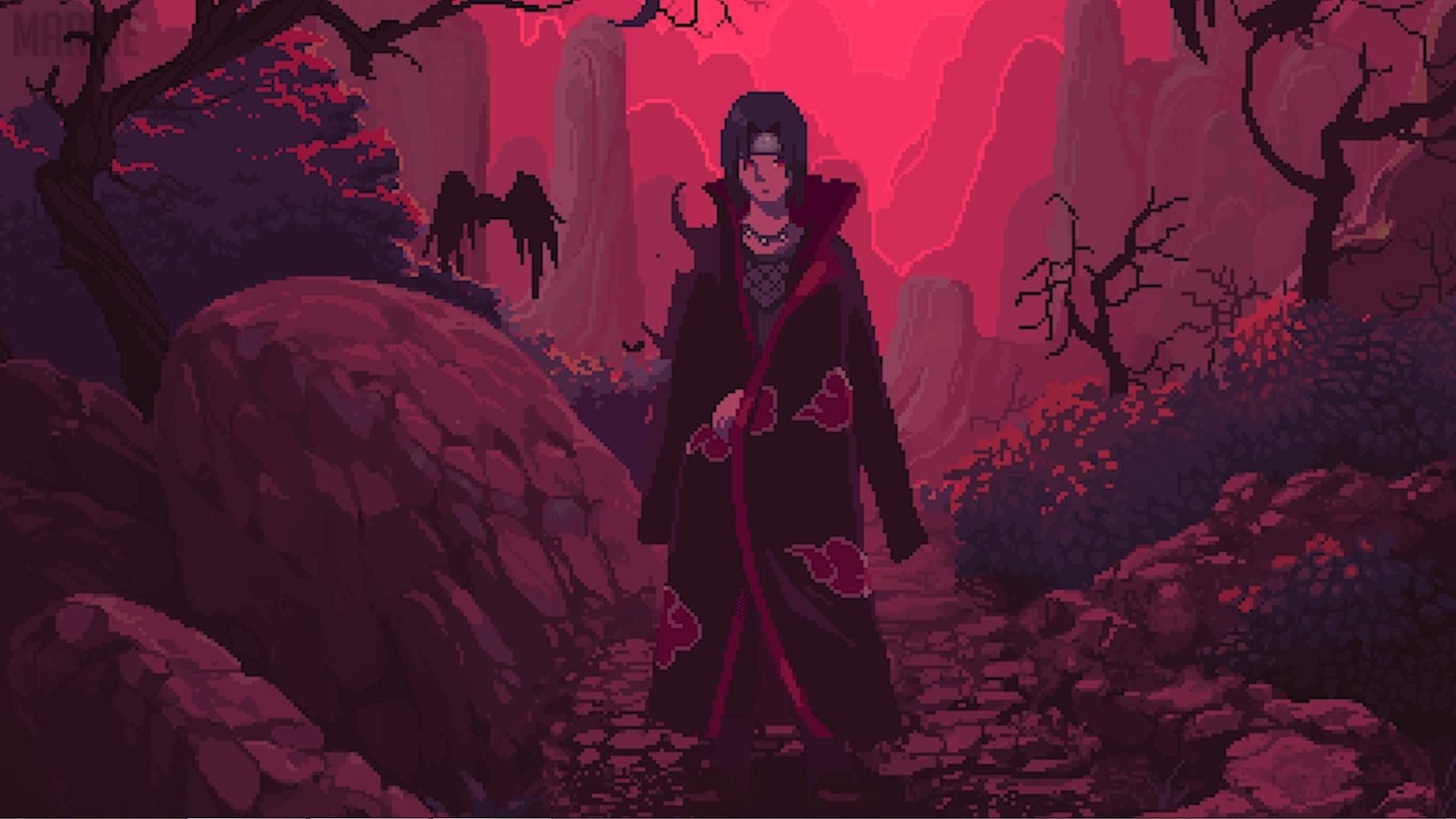 Naruto Itachi Wallpaper 74 Images