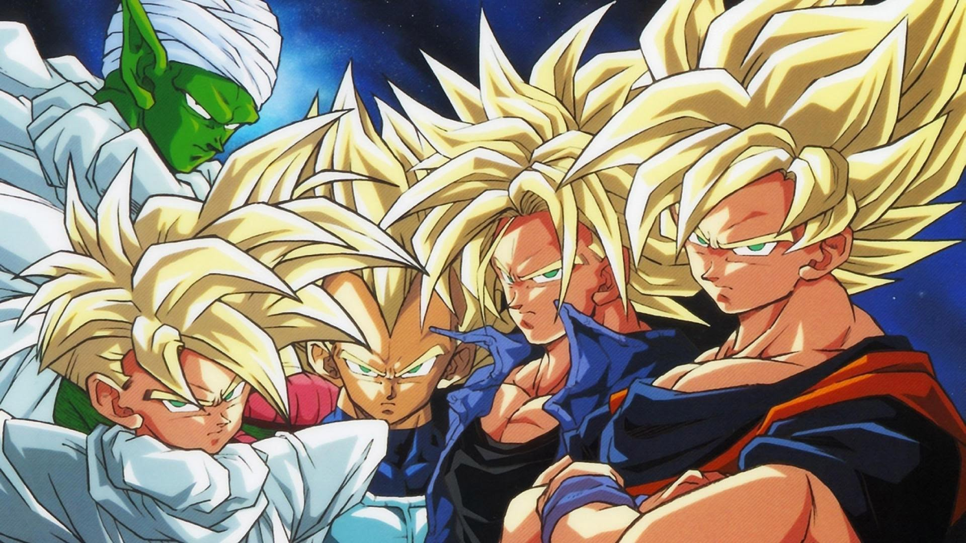 Dbz Live Wallpapers (66+ Images