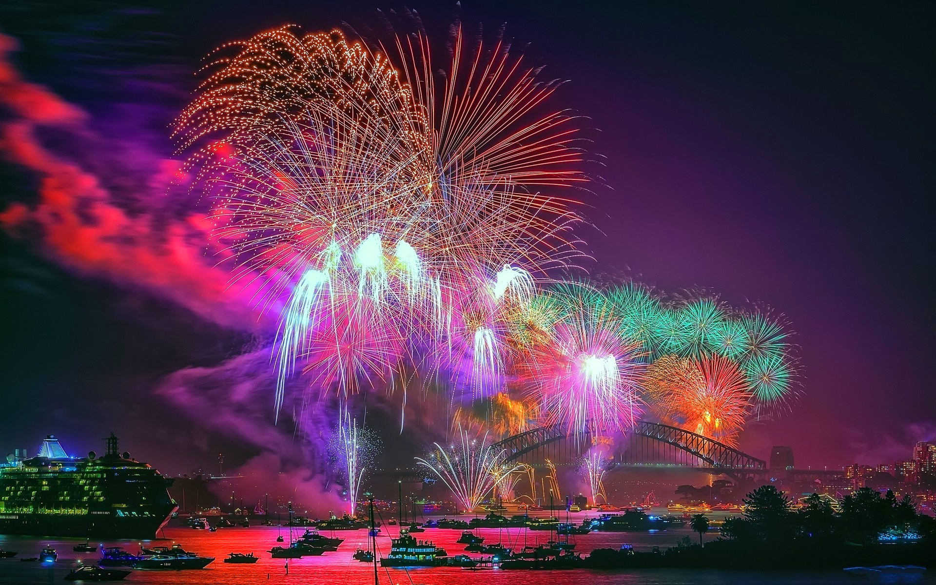 Fireworks Wallpaper for Computer (63+ images)