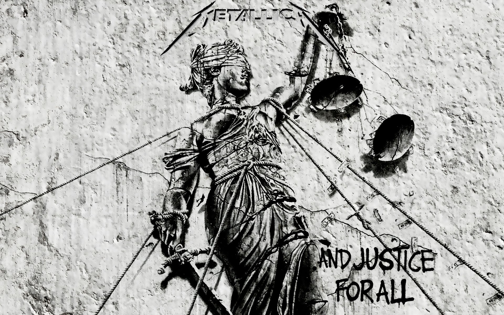 1920x1200 Metallica And Justice For All Wallpapers 1080p · Metallica Ride The  Lightning ...